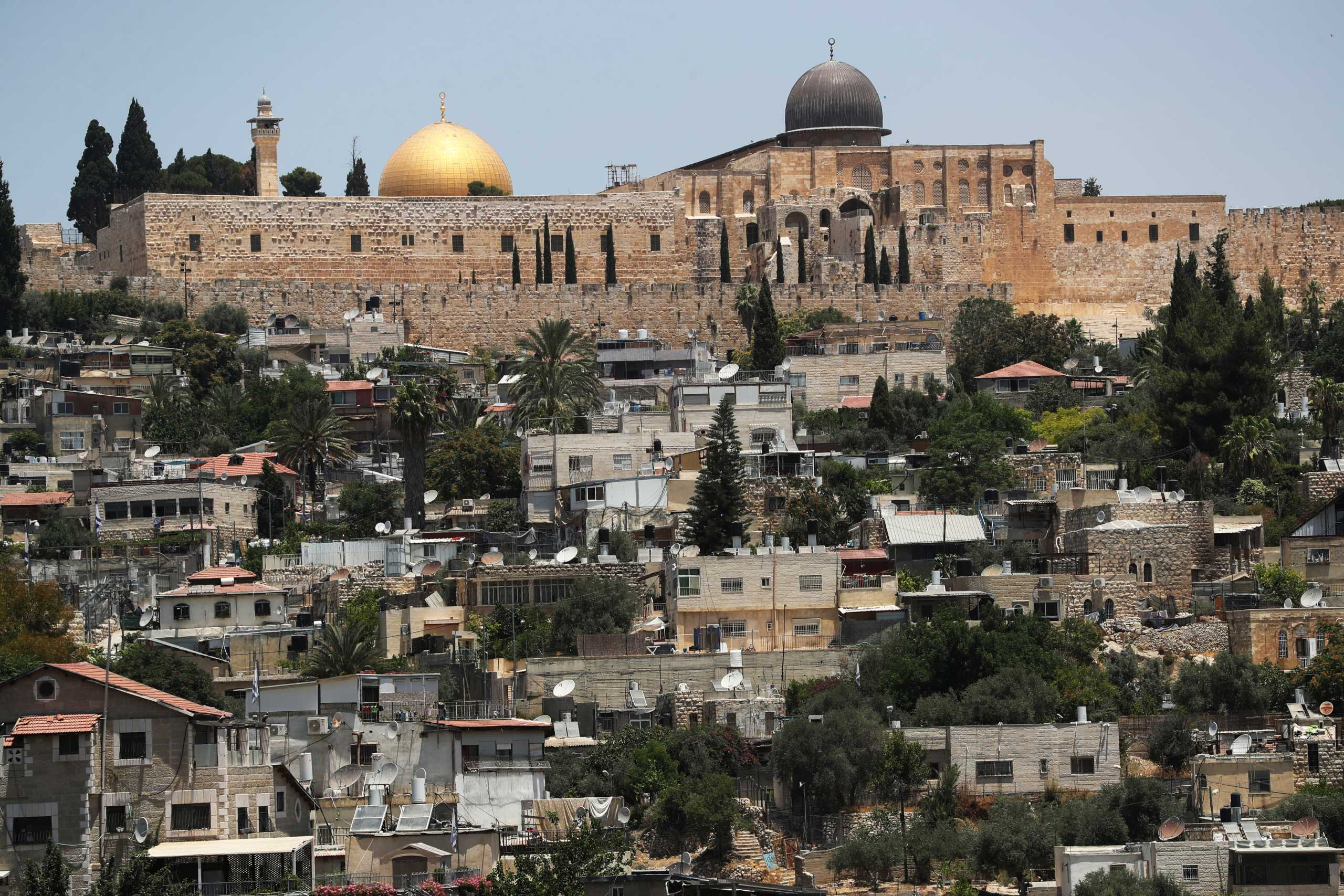 Αίθουσα συμποσίων από την εποχή του δεύτερου Ναού αποκάλυψε η αρχαιολογική σκαπάνη στην Παλιά Πόλη της Ιερουσαλήμ