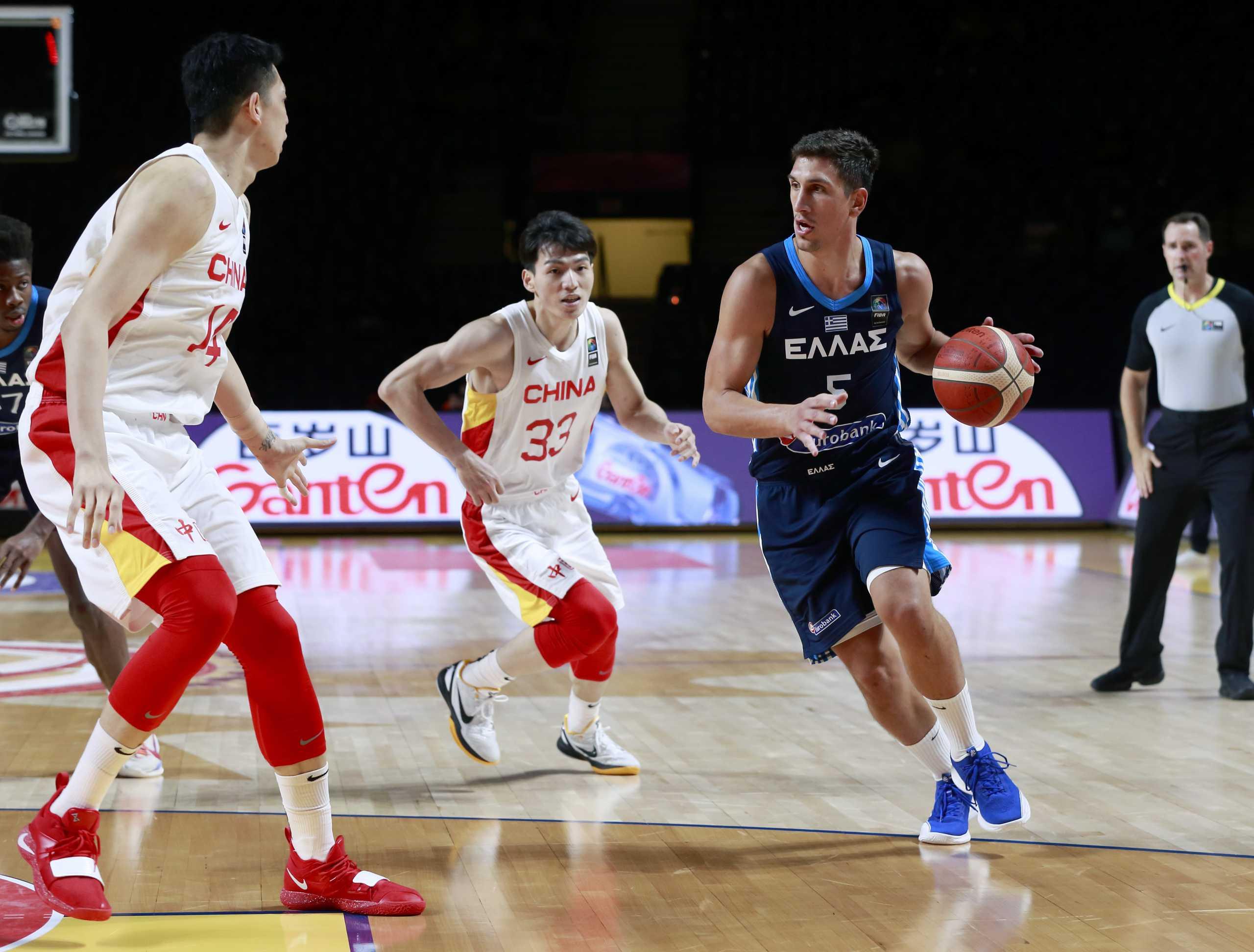 Προολυμπιακό, Κίνα – Ελλάδα 80-105: Με Τουρκία στον ημιτελικό η «γαλανόλευκη»