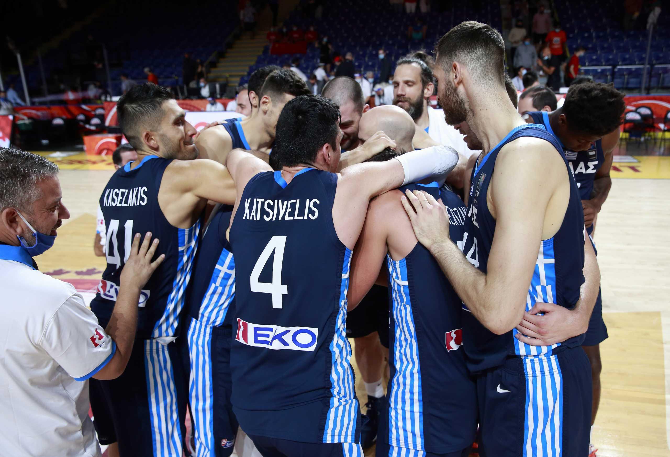 Ελλάδα – Τουρκία: Όλα για την πρόκριση στον τελικό του προολυμπιακού τουρνουά