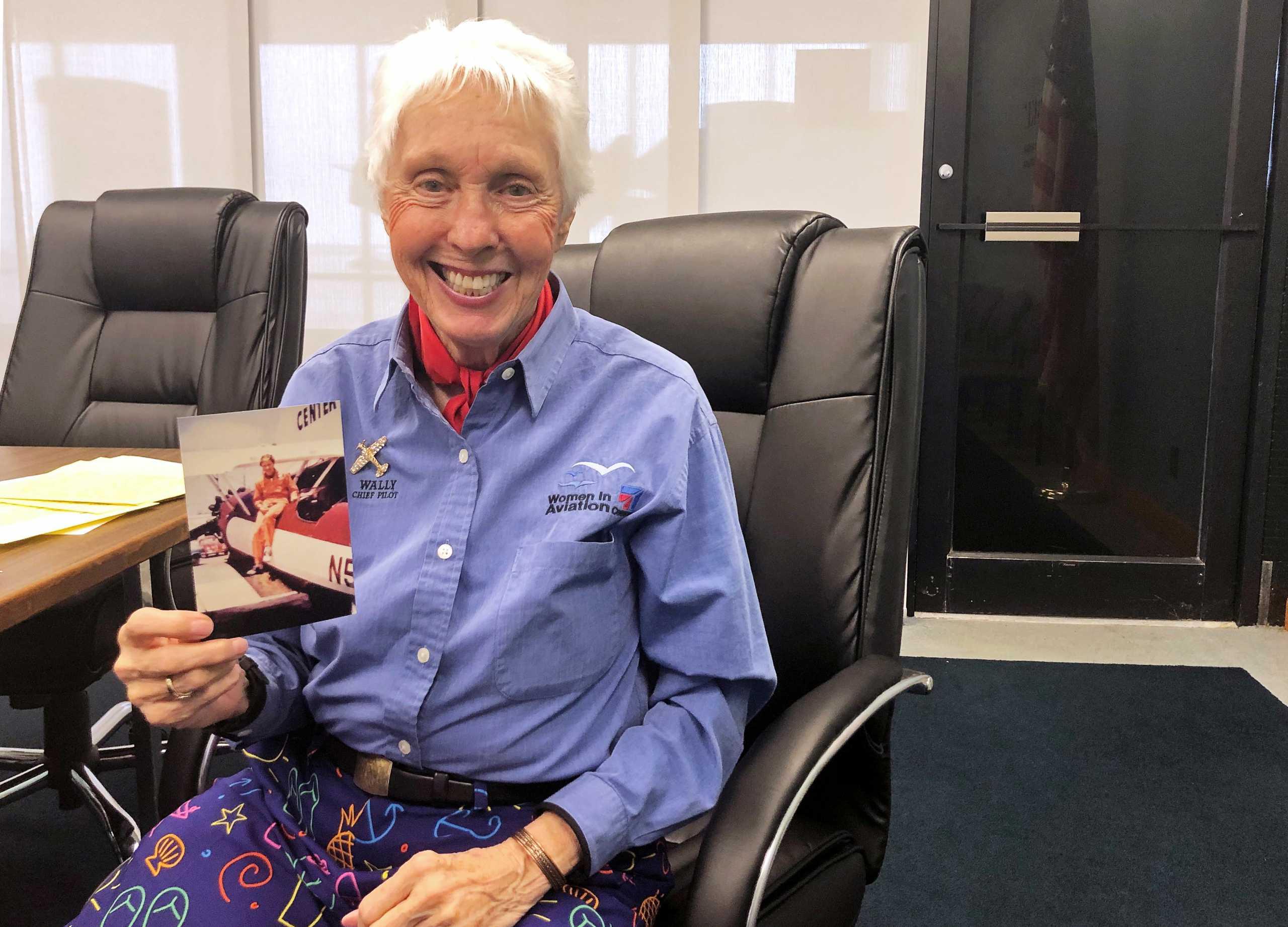 ΗΠΑ: Μια 82χρονη θα πετάξει με τον Τζεφ Μπέζος στο διάστημα