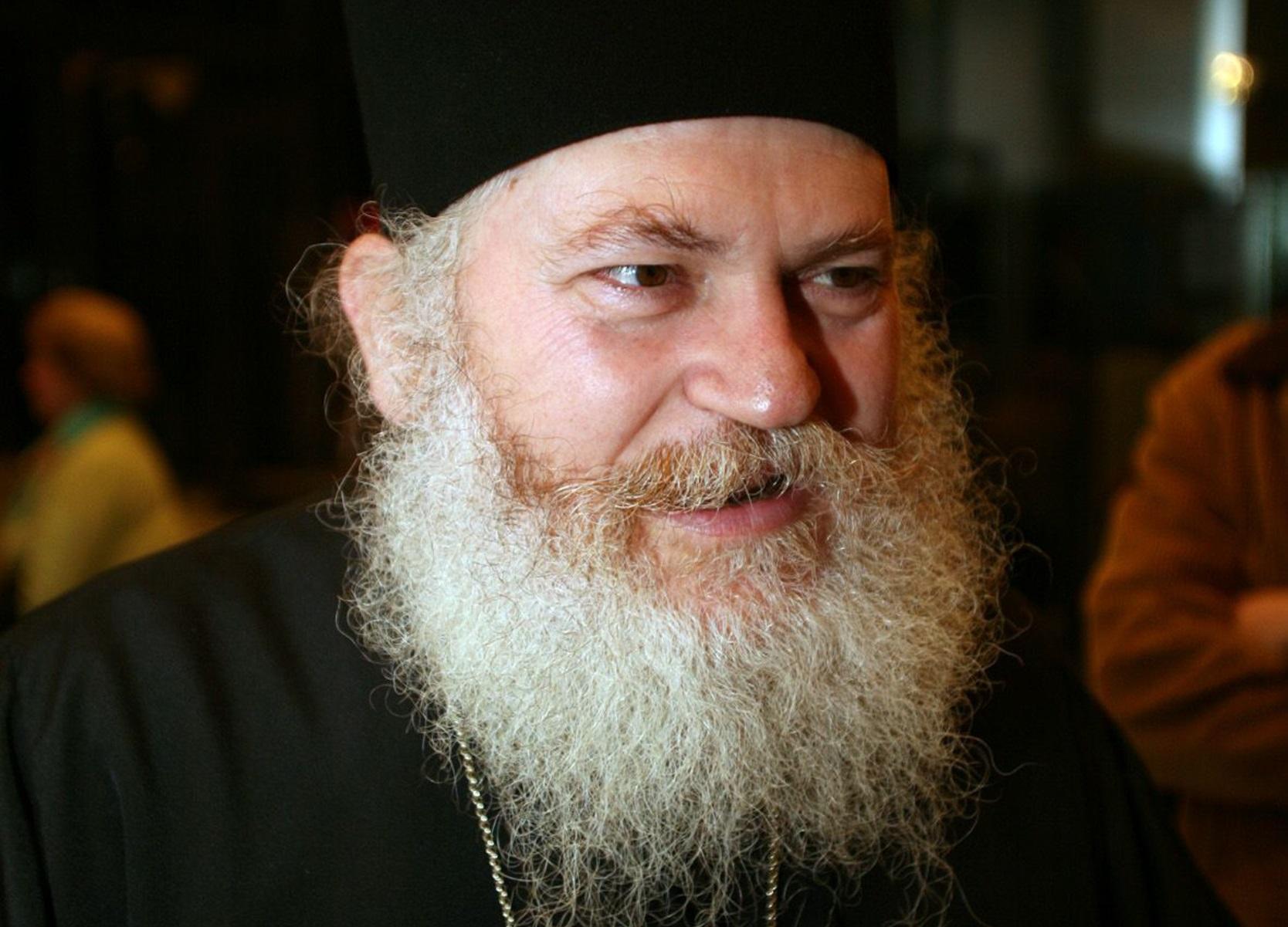 Κορονοϊός – Εφραίμ: Αποσωληνώθηκε ο ηγούμενος της Μονής Βατοπεδίου