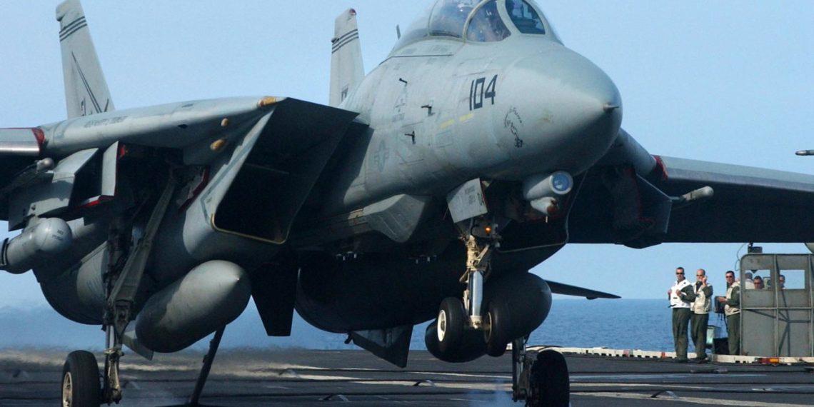 F-14: Όταν τα Tomcat των ΗΠΑ διέλυσαν στον αέρα τα μαχητικά Su-22 και MiG-23 του Καντάφι