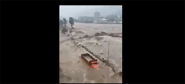Απίστευτες πλημμύρες στην Τουρκία