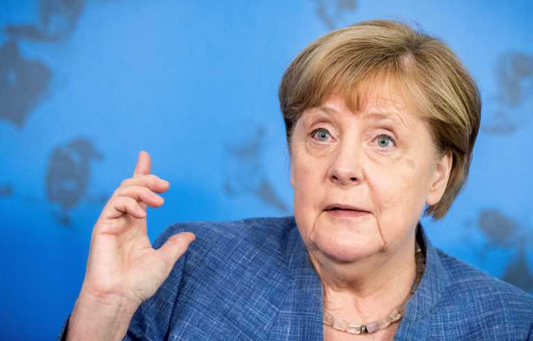 Ανγκελα Μέρκελ: Σε δύο εβδομάδες τα κρούσματα θα έχουν διπλασιαστεί