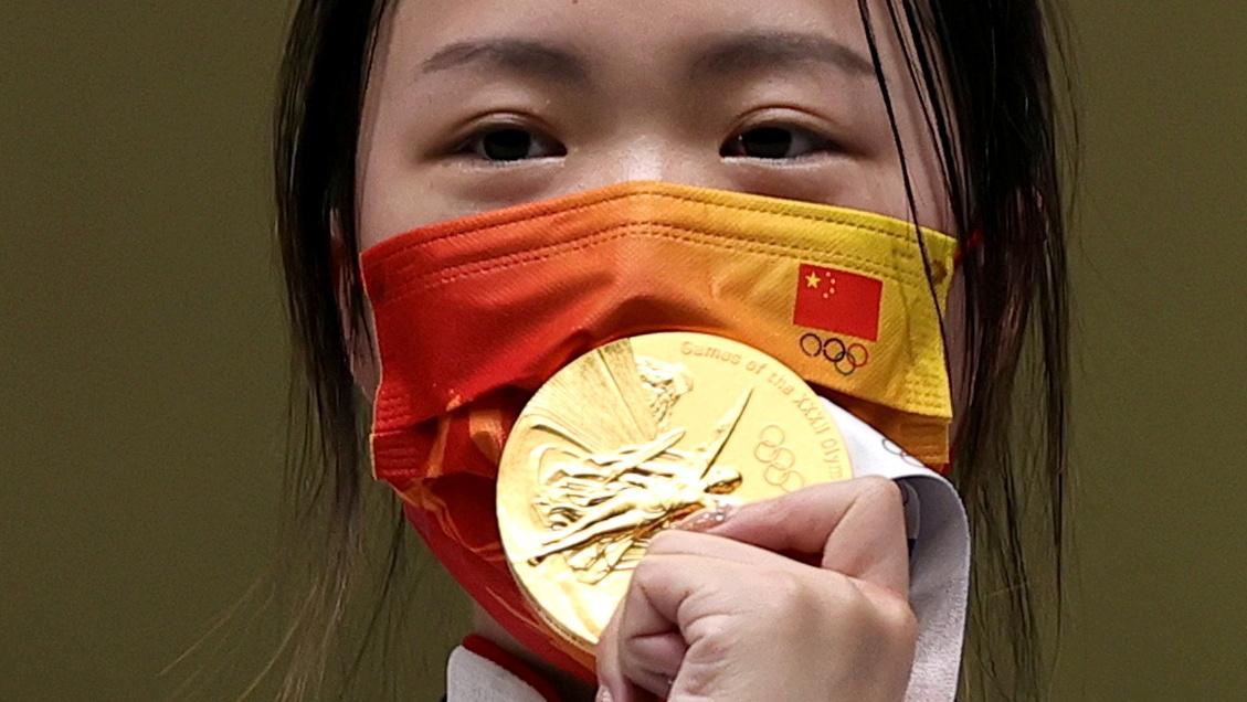 Ολυμπιακοί Αγώνες: Το πρώτο χρυσό μετάλλιο στο Τόκιο