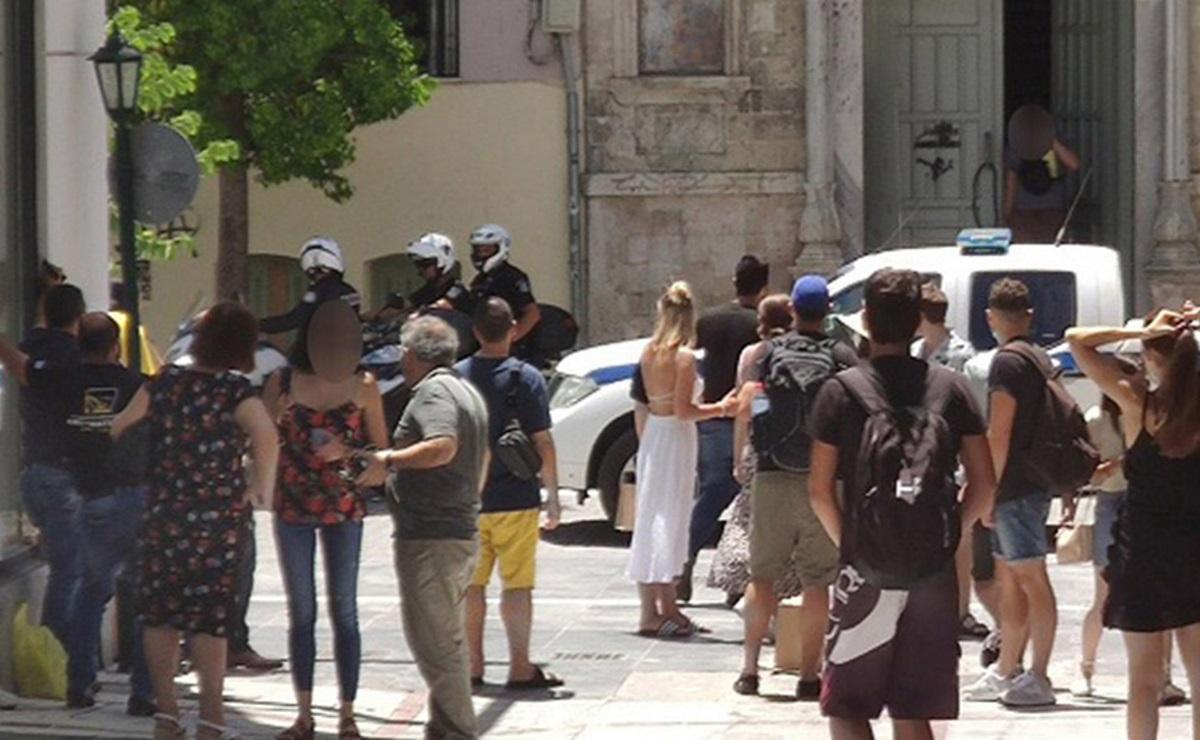 Κρήτη: Τη Δευτέρα θα απολογηθούν για την αιματηρή επίθεση στην ταβέρνα