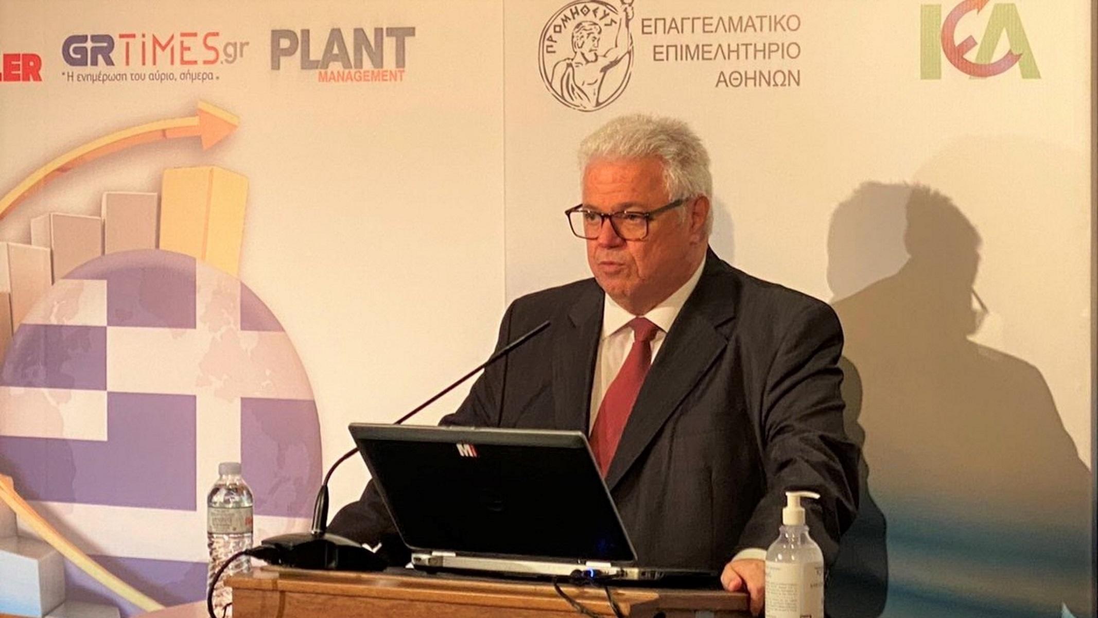 Γιάννης Γιαρέντης, ΔΑΠΕΕΠ: «Απαραίτητη η μείωση του ενεργειακού κόστους για τους ελεύθερους επαγγελματίες»
