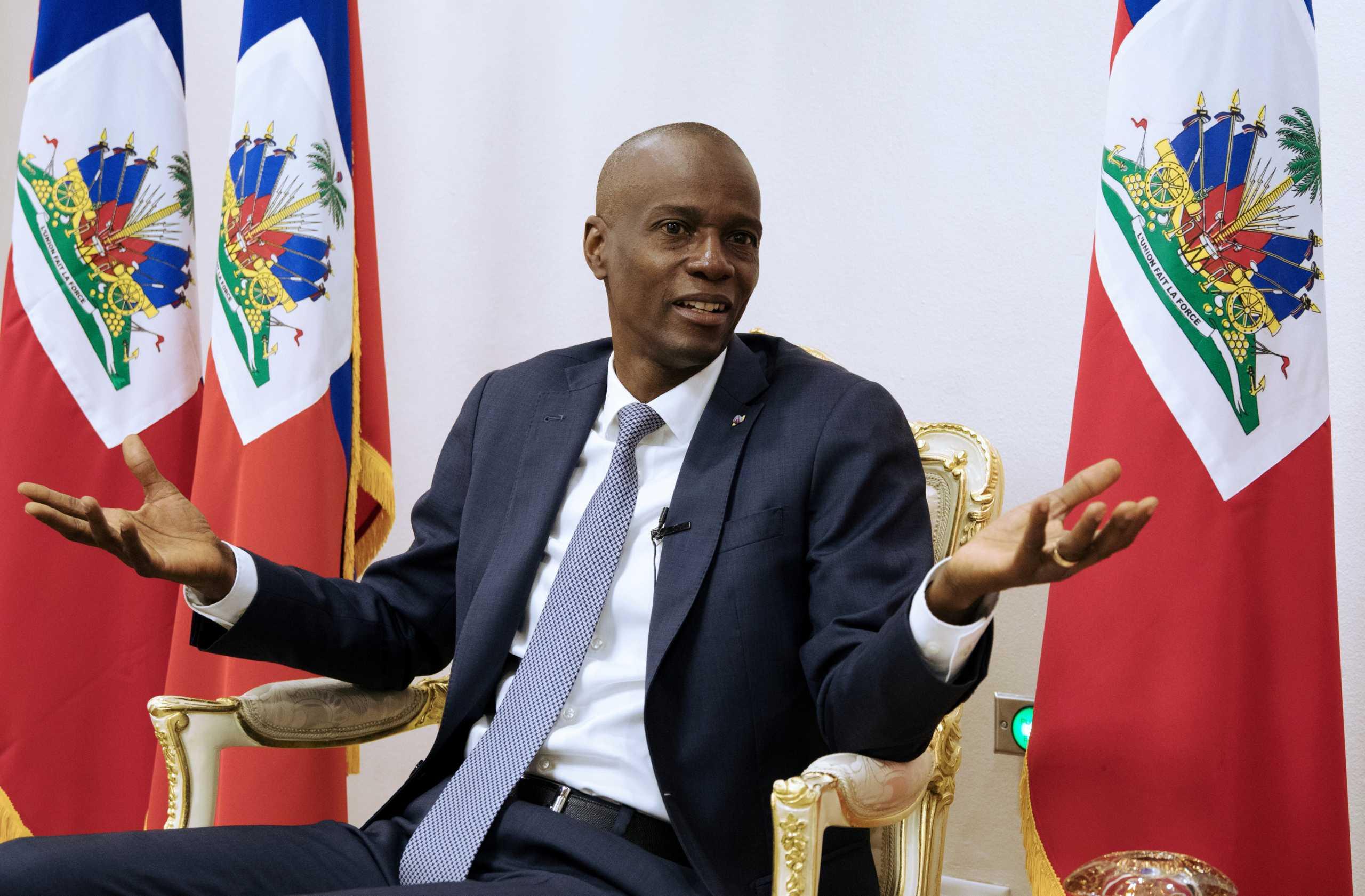 Αϊτή: Συνελήφθη ο άνθρωπος που στρατολόγησε τους δολοφόνους του Ζοβενέλ Μοΐζ