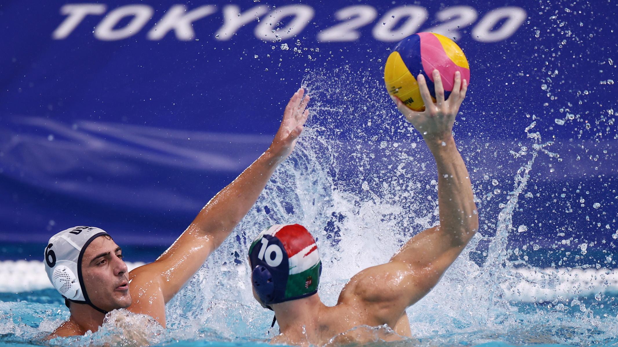 ΗΠΑ – Ουγγαρία 8-11: Σπουδαία νίκη οι «Μαγυάροι» στον όμιλο της Εθνικής