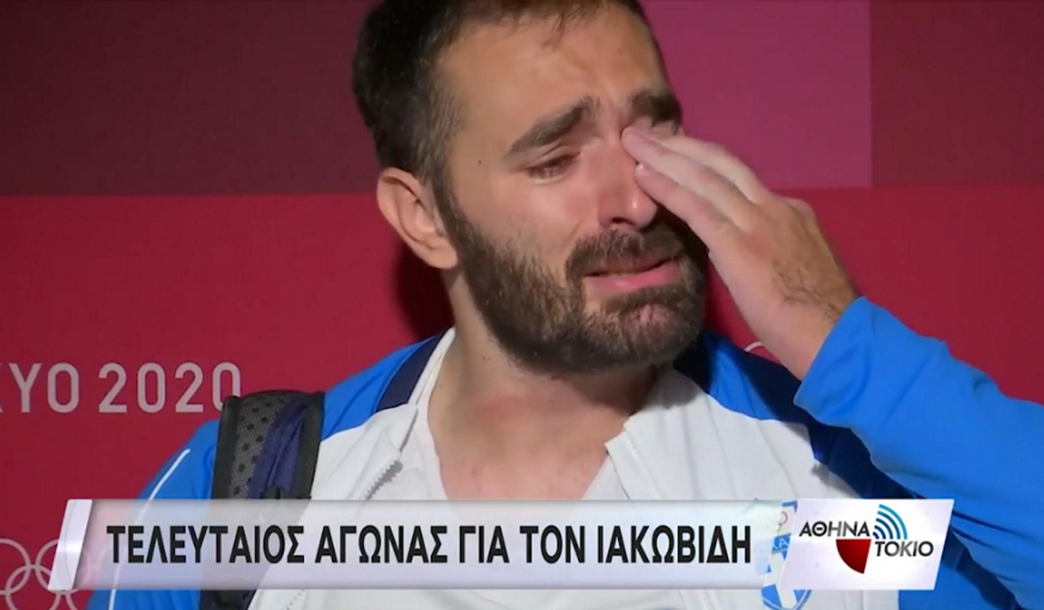 Συγκίνησε ο Θεόδωρος Ιακωβίδης – Ανακοίνωσε με δάκρυα την αποχώρηση του από την Άρση Βαρών