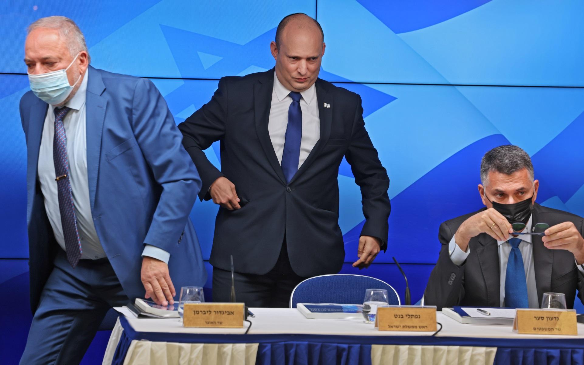 Ισραήλ: Πρώτη ήττα της νέας κυβέρνησης σε ψηφοφορία στη Βουλή
