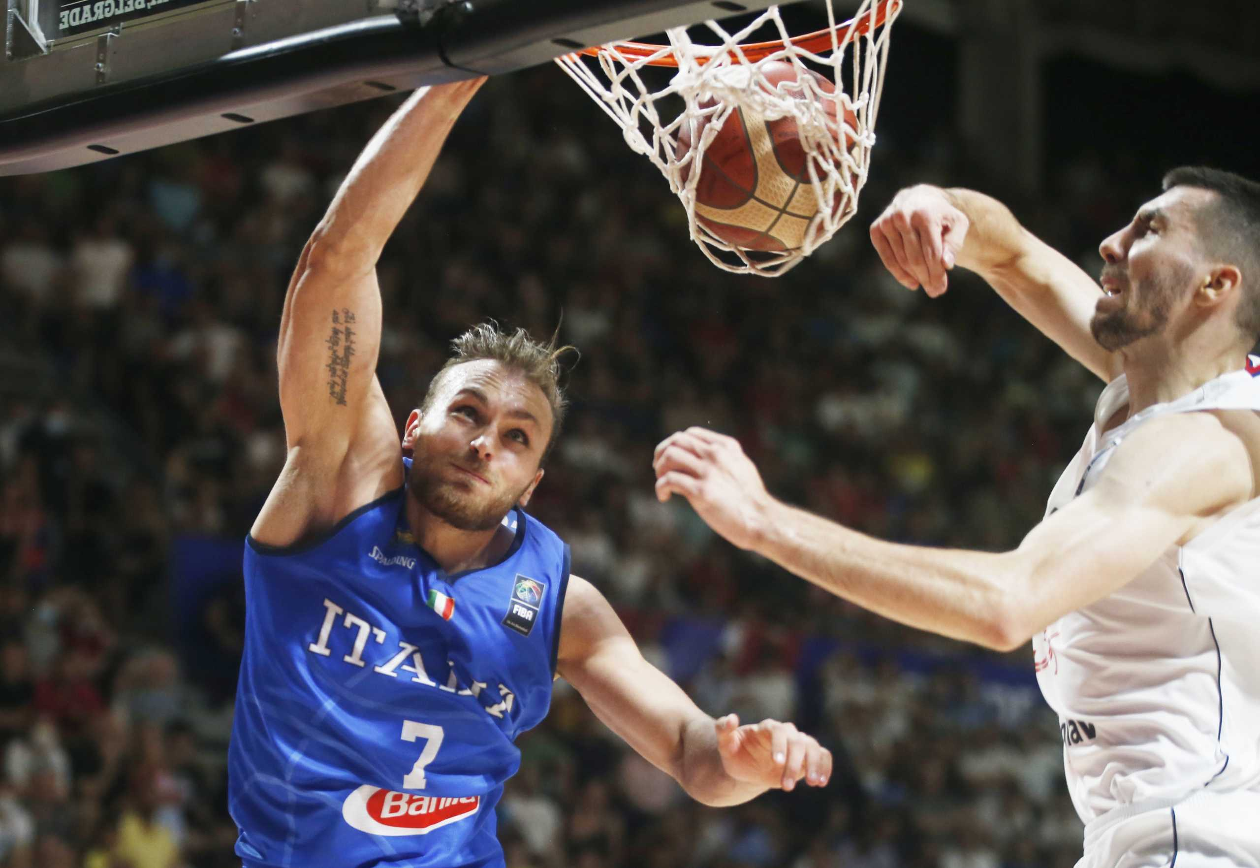 Η Ιταλία «έκλεισε το σπίτι» της Σερβίας και πήρε την πρόκριση για τους Ολυμπιακούς Αγώνες