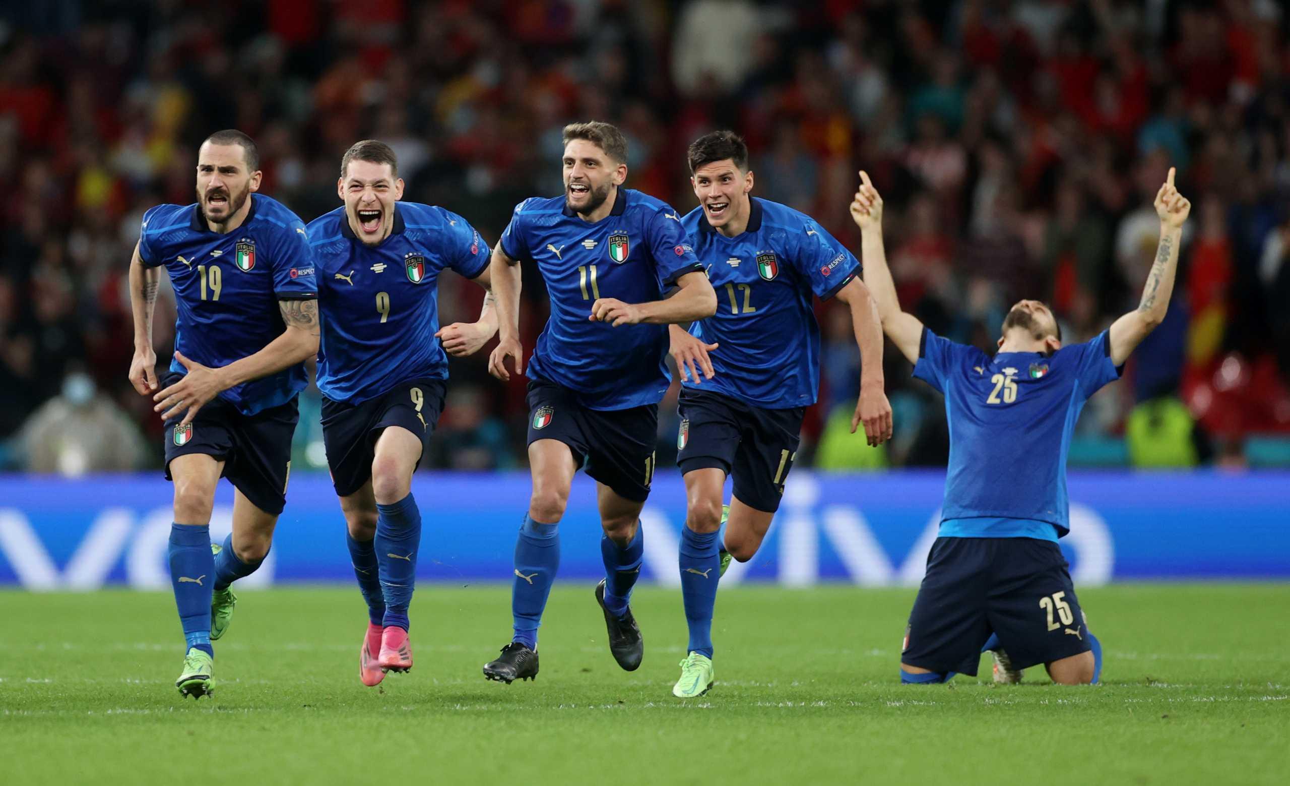 Euro 2020, Ιταλία – Ισπανία: Τα highlights της πρόκρισης των «ατζούρι» στον τελικό