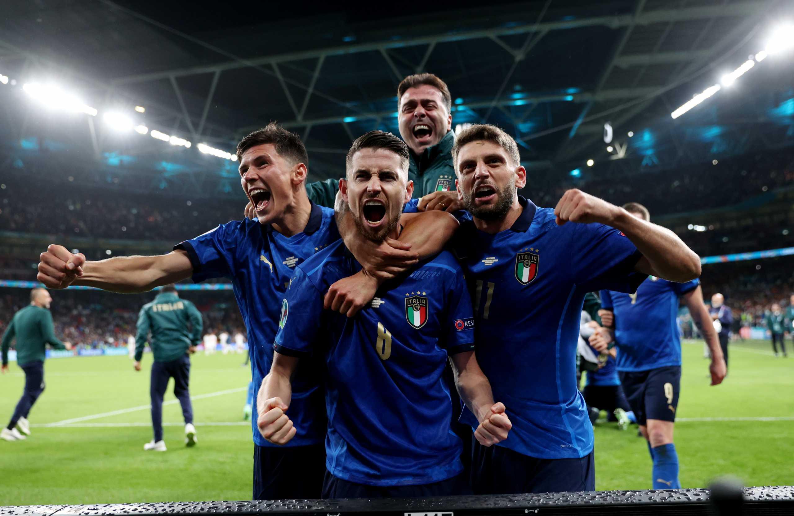 Euro 2020, Ιταλία – Ισπανία 1-1: Τελικό με ψυχή, στα πέναλτι κρίθηκε η πρόκριση (4-2)