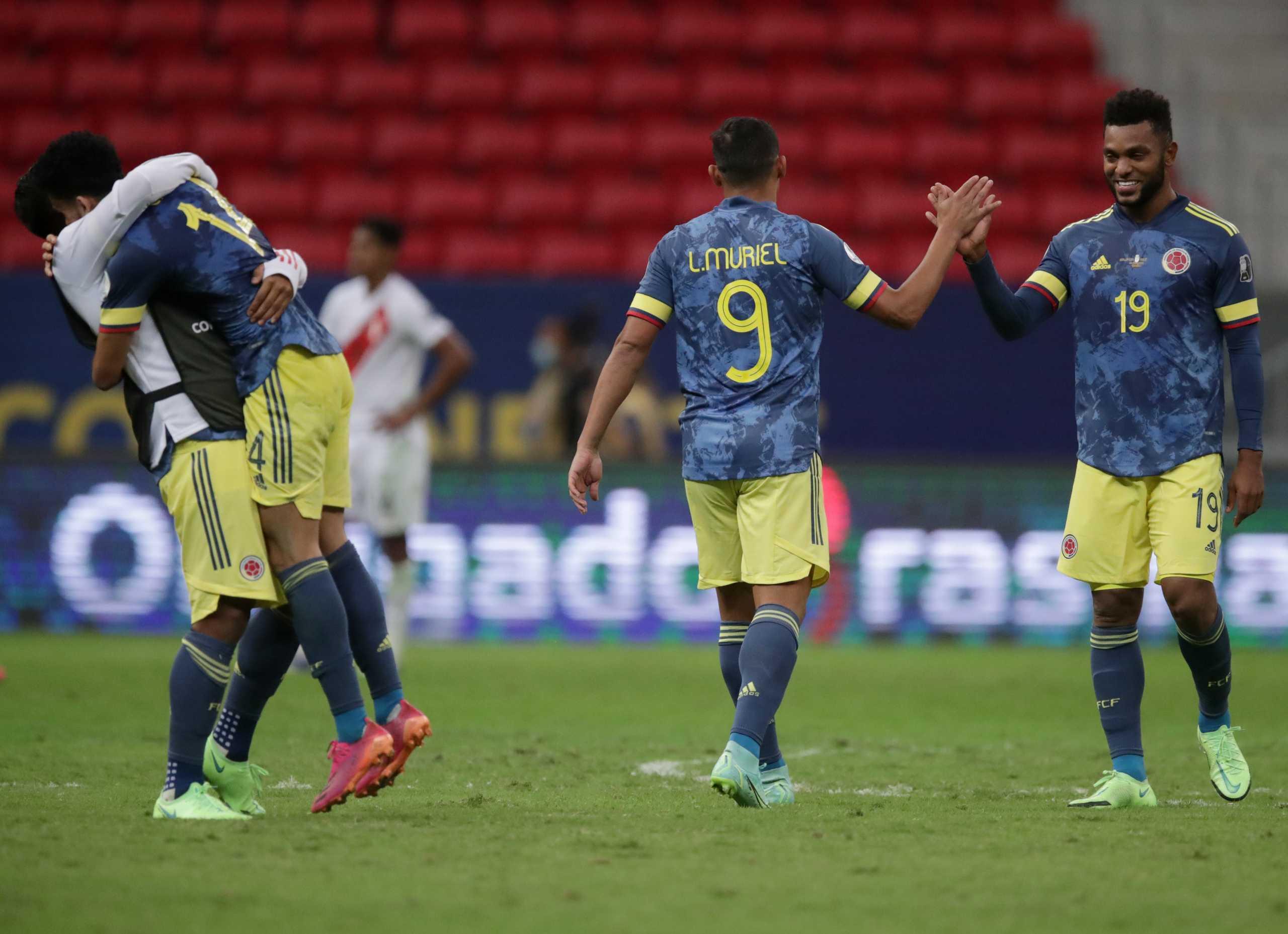 Κολομβία – Περού 3-2: Με «buzzer beater» του Ντίας η 3η θέση στο Copa America