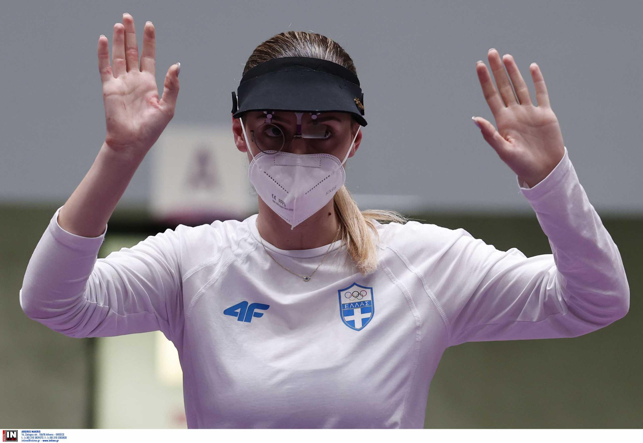 Ολυμπιακοί Αγώνες: Η Άννα Κορακάκη προκρίθηκε στον τελικό και ζήτησε να μιλήσει μετά το τέλος του
