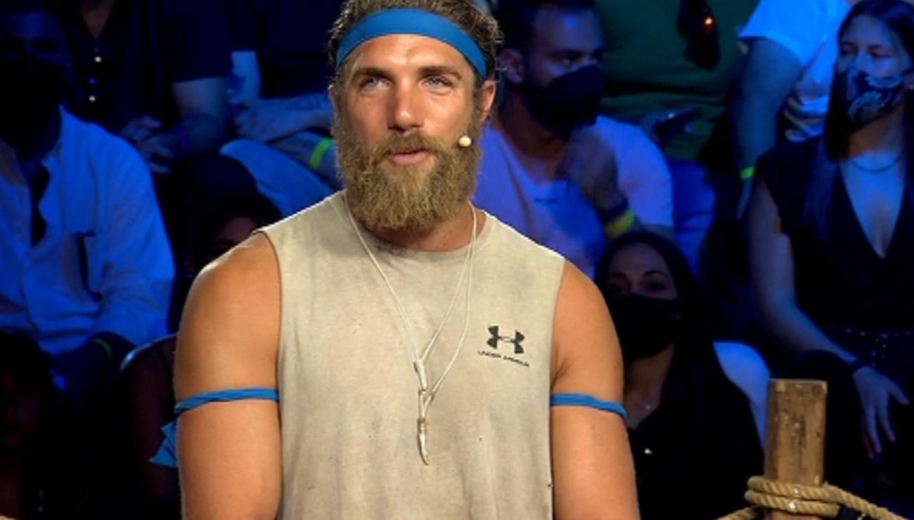 Γιώργος Κόρομι: Αποχώρησε αμέσως, σχεδόν, μόλις ξεκίνησε ο ημιτελικός του Survivor