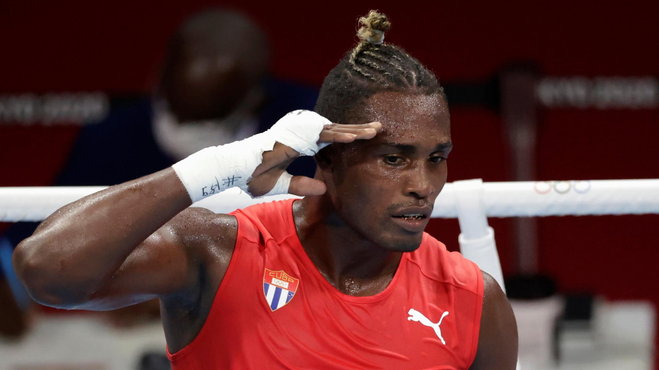 Ολυμπιακοί Αγώνες: Κουβανός κέρδισε «λιποτάκτη» συμπατριώτη του και φώναξε «πατρίδα ή θάνατος»