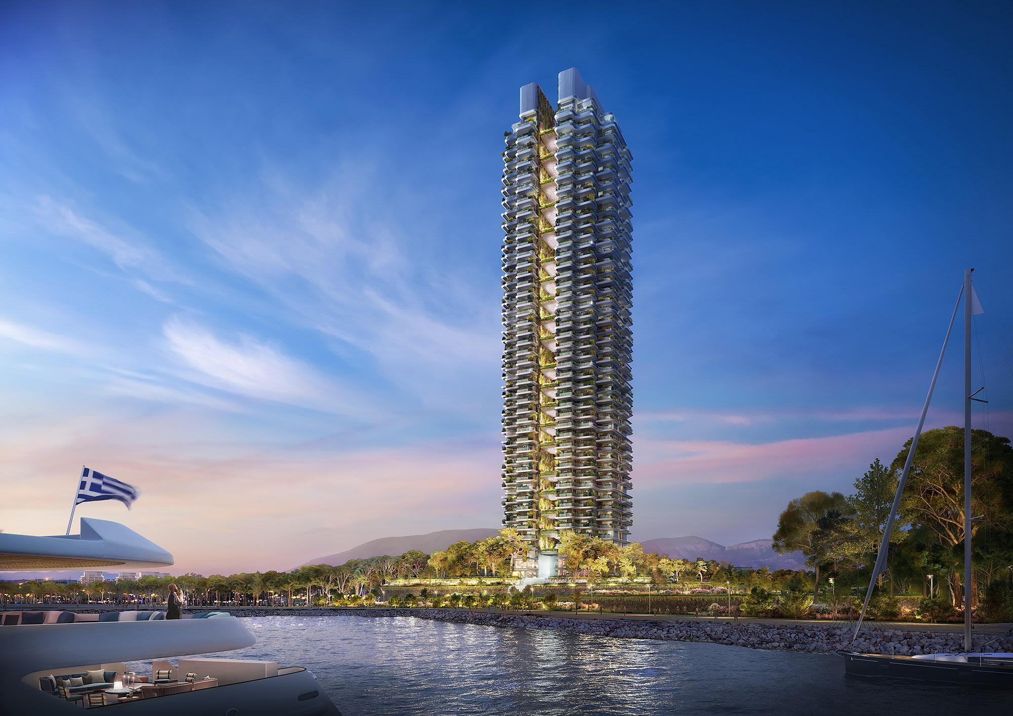 Lamda Development: Στο Ελληνικό ο πρώτος ουρανοξύστης της Ελλάδας