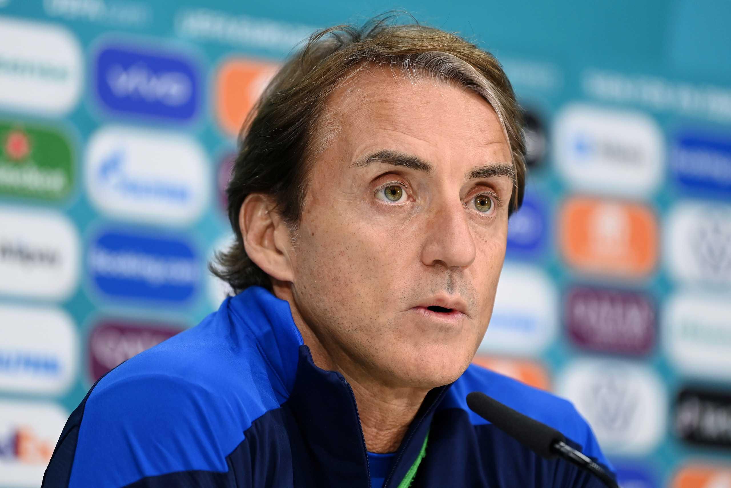 Euro 2020, Μαντσίνι: «Θέλω να πετύχω ως προπονητής αυτό που δεν έκανα ως παίκτης»
