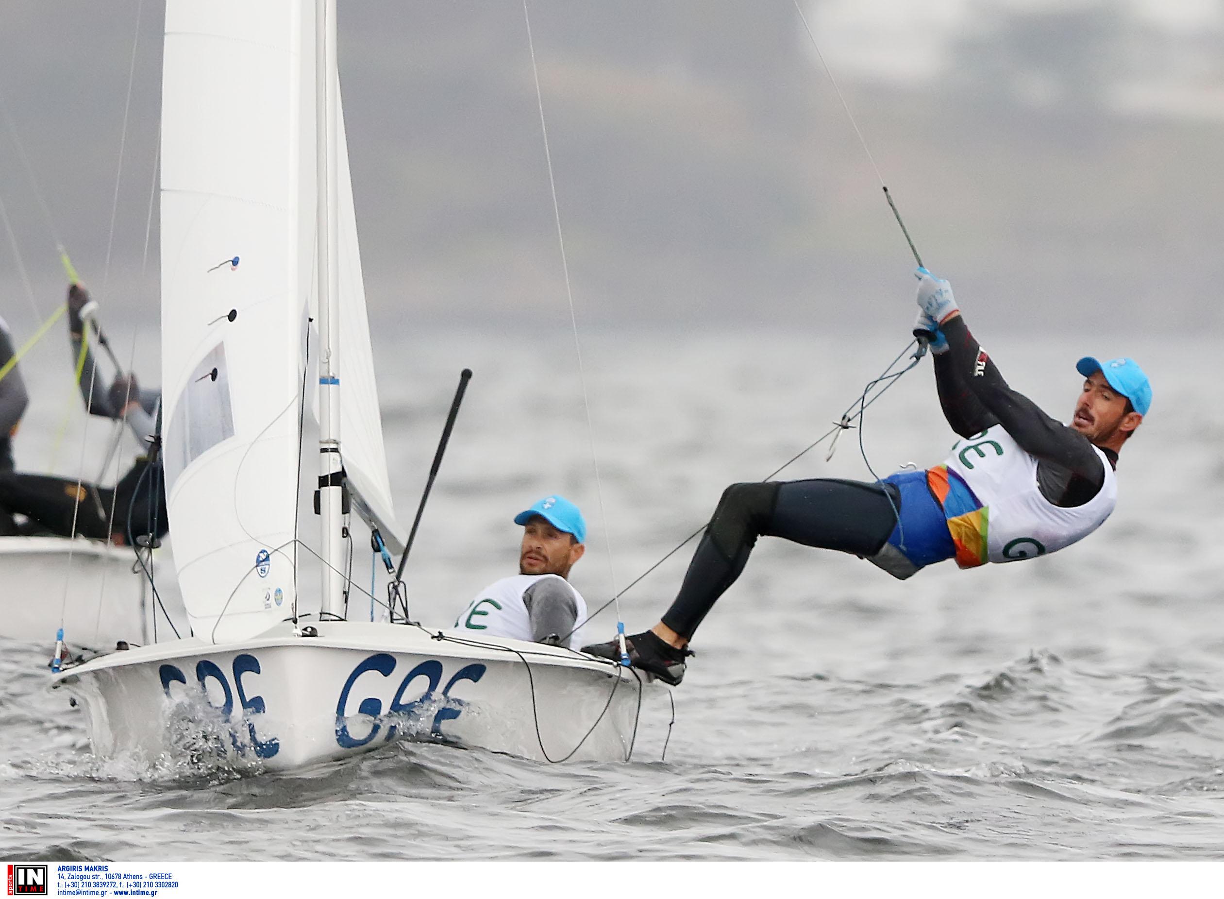Ολυμπιακοί Αγώνες: Ακυρώθηκαν στην 4η κούρσα οι Μάντης – Καγιαλής