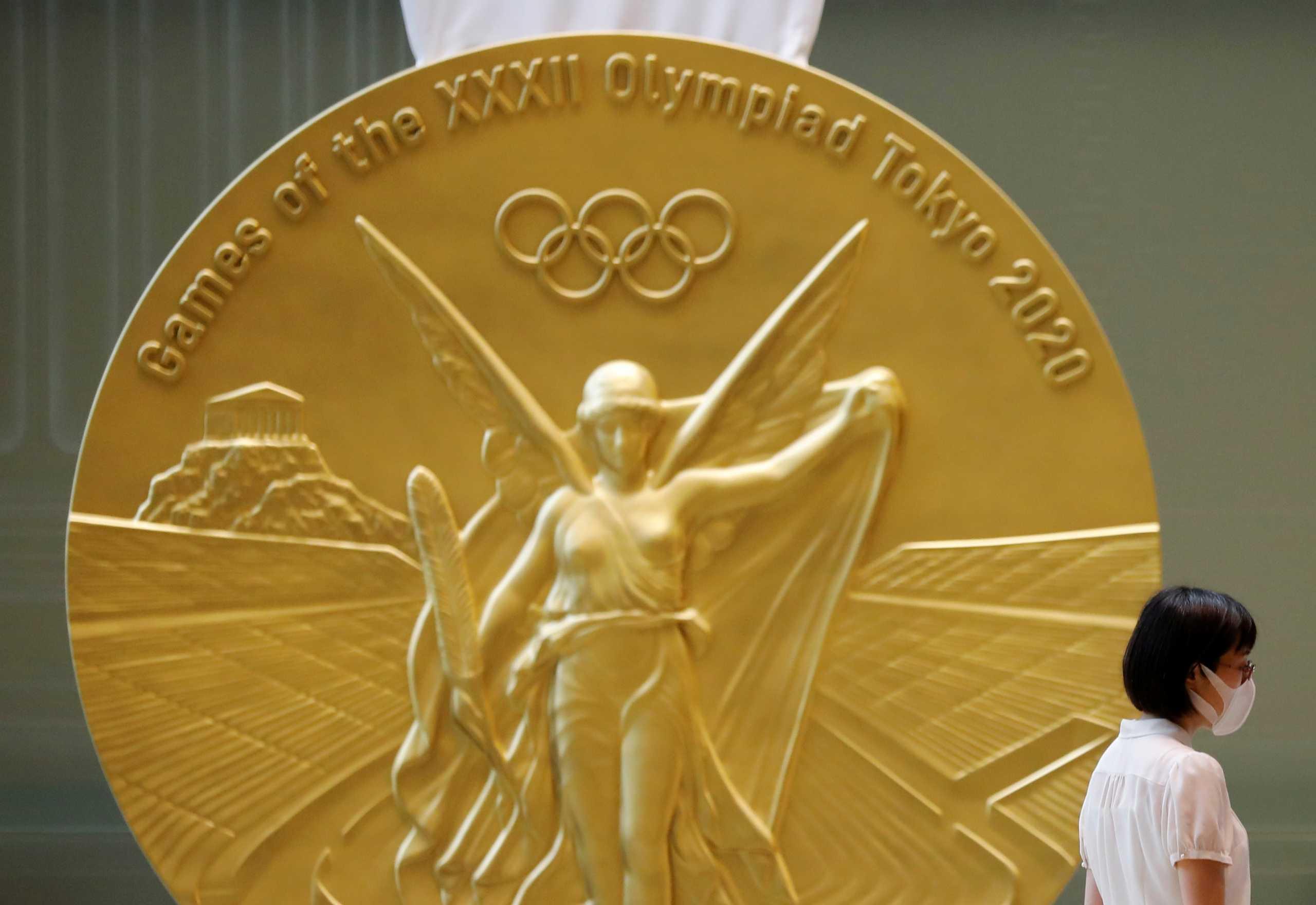 Ολυμπιακοί Αγώνες: Ο κορονοϊός αλλάζει τη διαδικασία στις απονομές των μεταλλίων