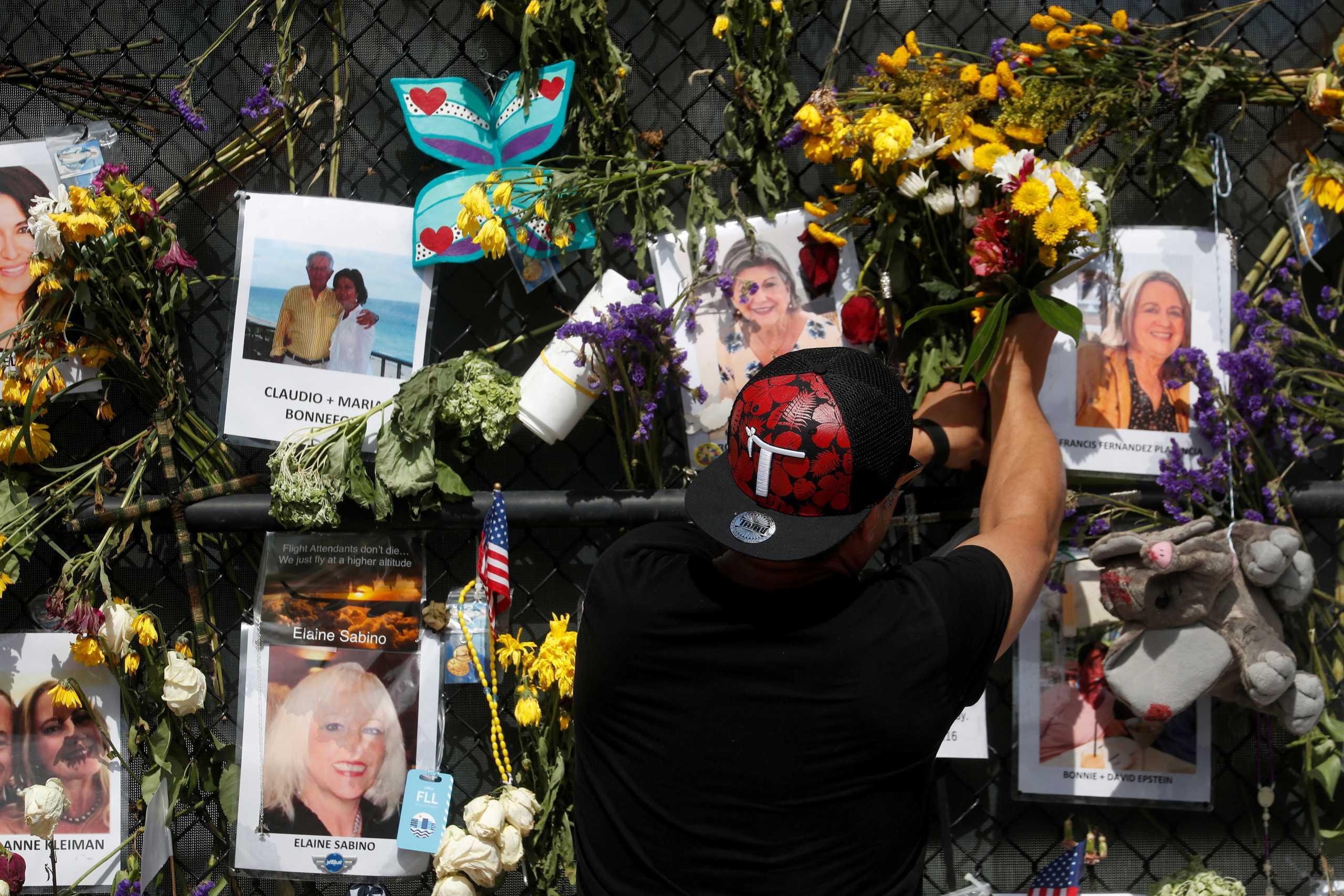 ΗΠΑ: 94 οι νεκροί από την κατάρρευση κτιρίου στη Φλόριντα