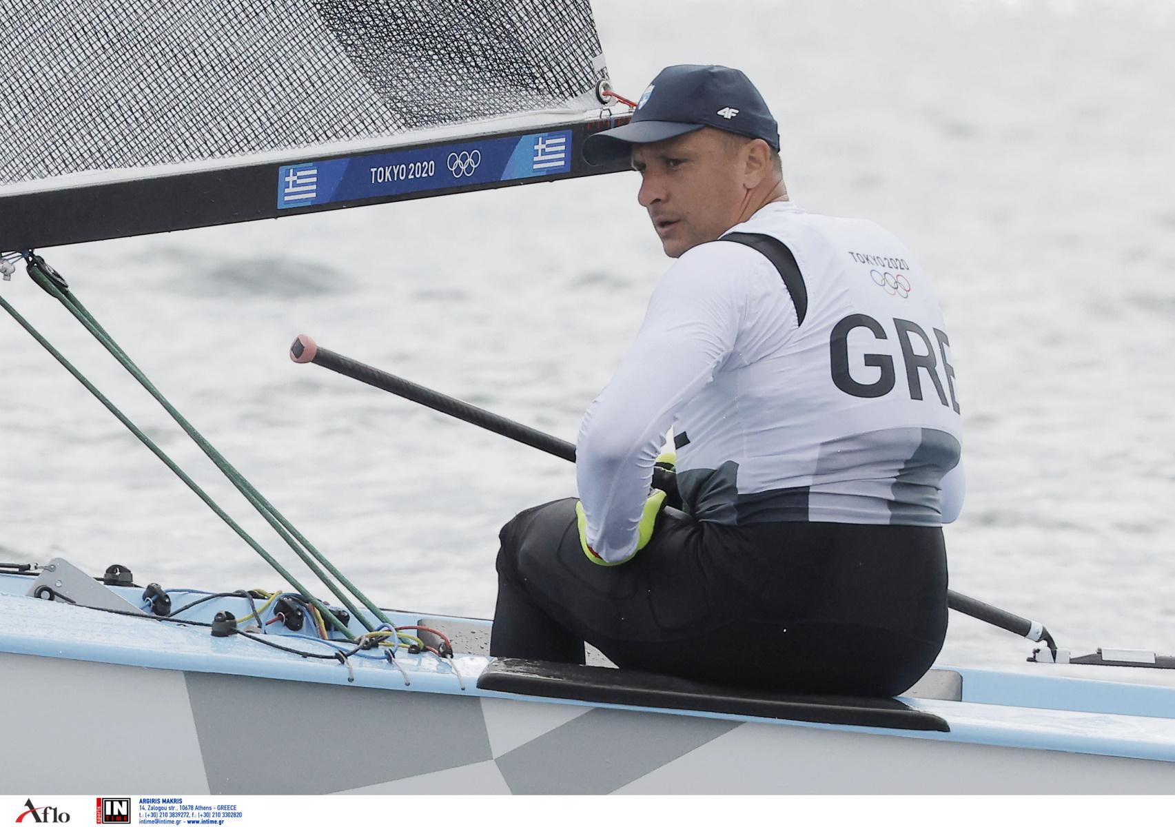 Ολυμπιακοί Αγώνες: Εκτός κούρσας μεταλλίων ο Γιάννης Μιτάκης