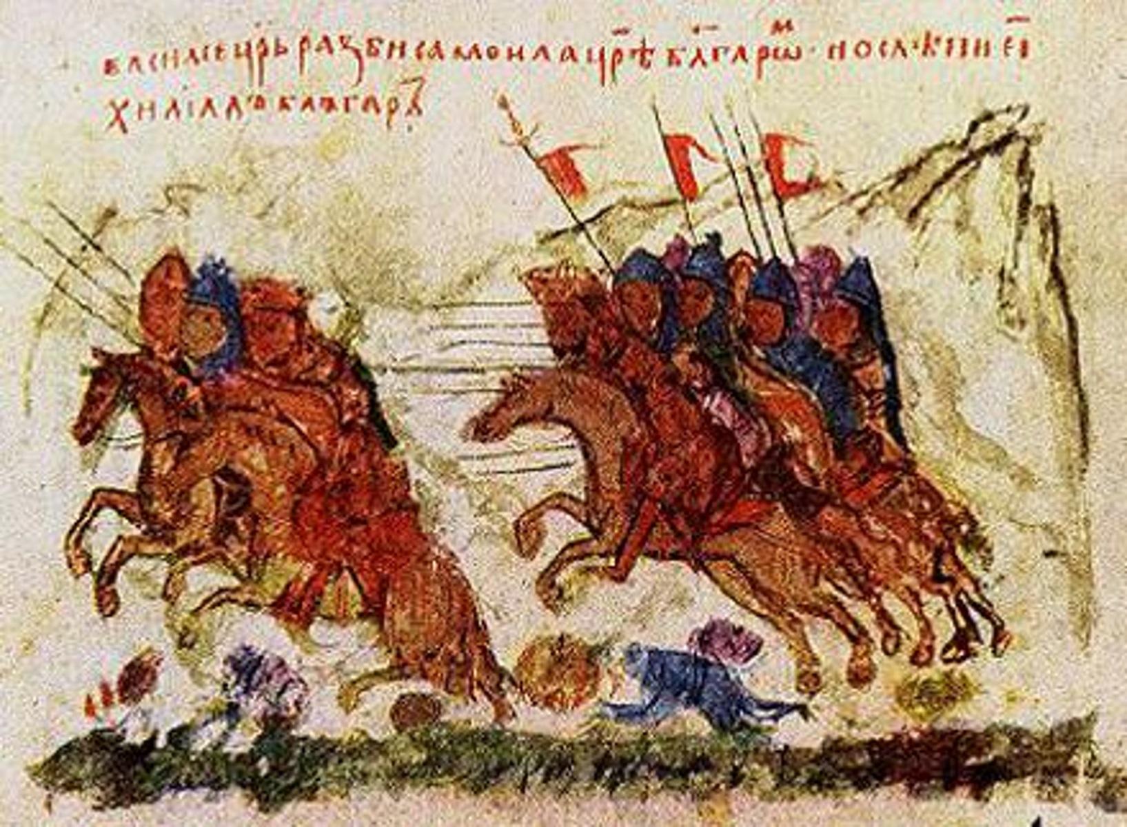 Μάχη του Κλειδίου: Ο Βασίλειος Β' συντρίβει και τυφλώνει χιλιάδες Βούλγαρους
