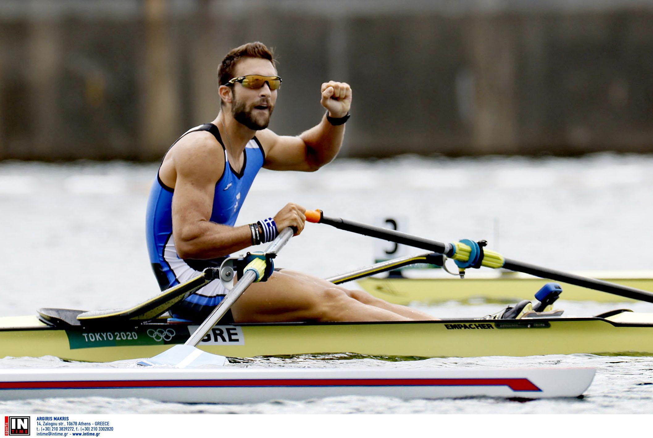 Στέφανος Ντούσκος: Πότε επιστρέφει στην Ελλάδα ο «χρυσός» Ολυμπιονίκης του Τόκιο