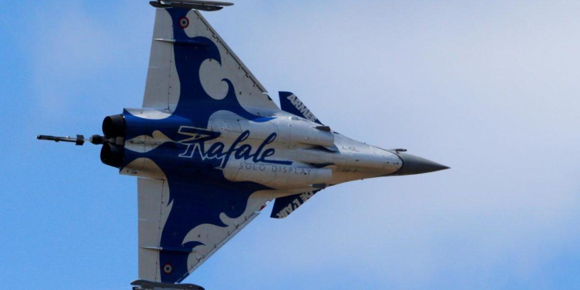 Rafale: Το προηγμένο μαχητικό θα συμμετέχει στην επίδειξη Athens Flying Week