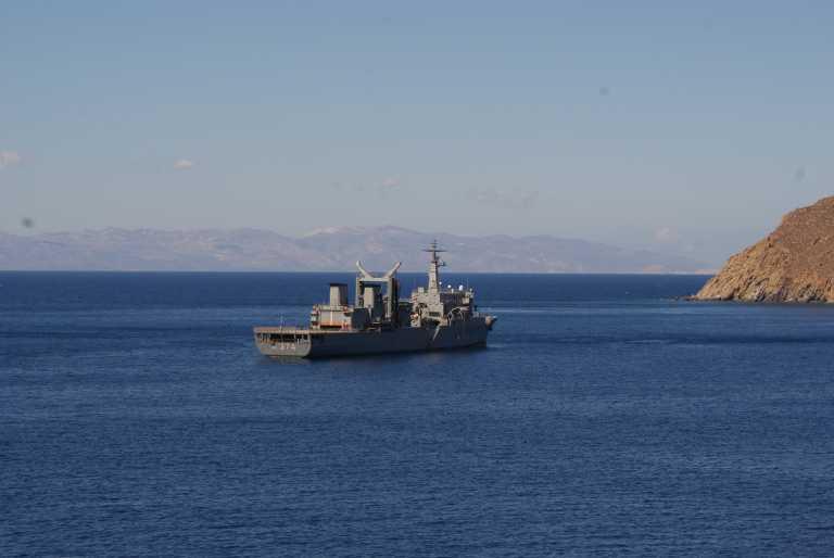 «Έκπληξη» ΥΕΘΑ: Νέα δωρεά Λασκαρίδη ενός πλοίου για το Πολεμικό Ναυτικό!
