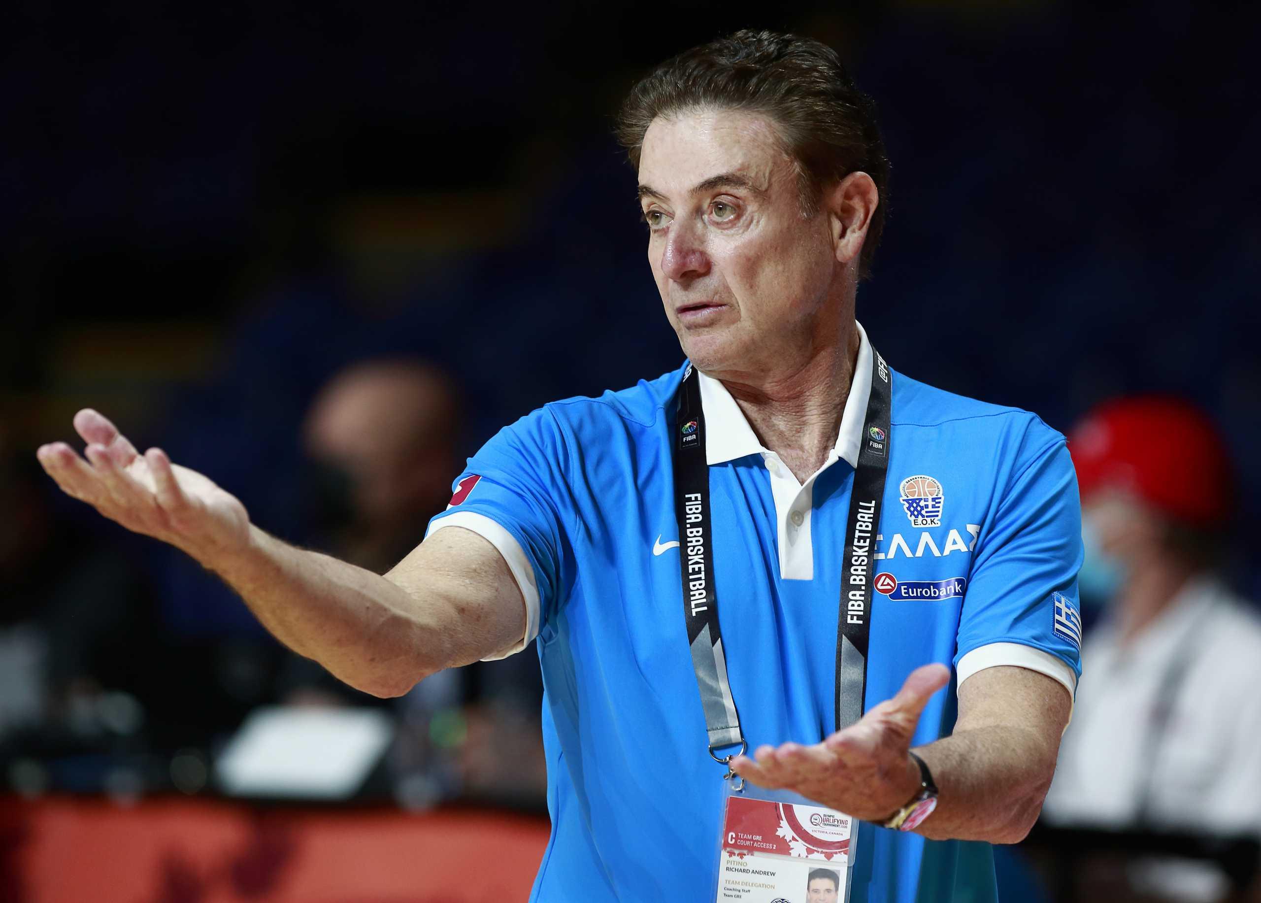 Ρικ Πιτίνο: «Λέω όχι για τον Ολυμπιακό – Έκανα πρόταση στον Σπανούλη που δεν μπορούσε να αρνηθεί»