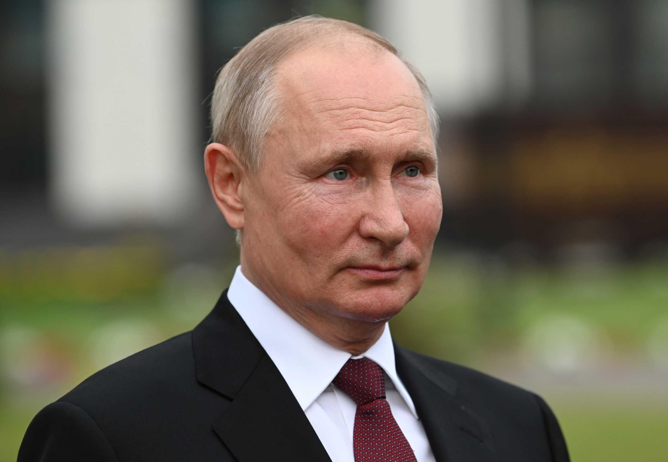 Πούτιν για Αφγανιστάν: Τραγωδία η παρουσία των ΗΠΑ στη χώρα