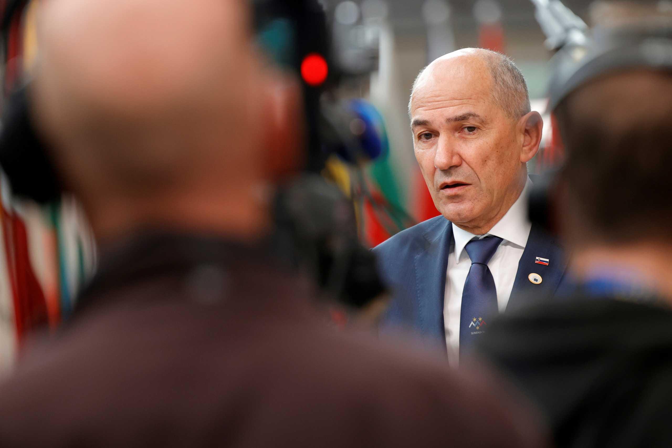 Η Σλοβενία ανέλαβε την Προεδρία του Ευρωπαϊκού Συμβουλίου