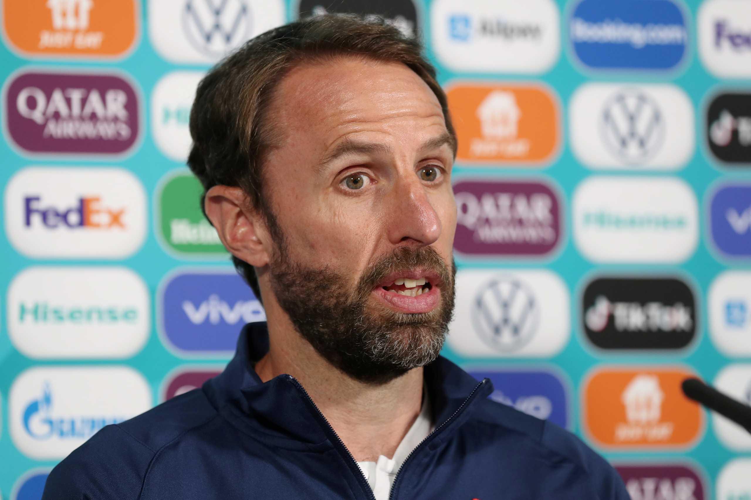 Euro 2020, Σάουθγκεϊτ: «Όπως σε κάθε ματς έτσι και στον τελικό» – Το σχόλιο για το «Three Lions»