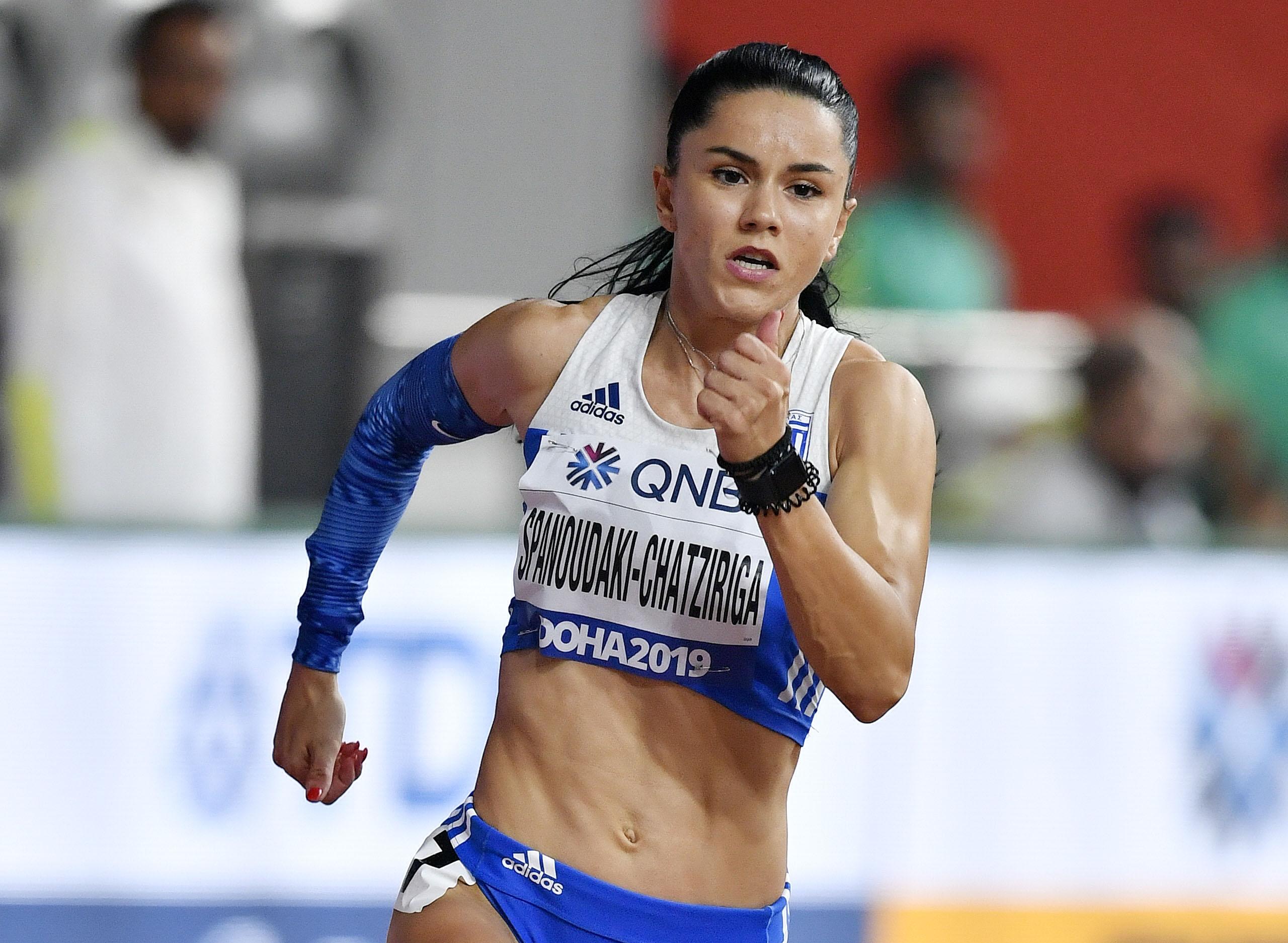 Ολυμπιακοί Αγώνες: Αποκλείστηκε στα 100 μέτρα η Σπανουδάκη