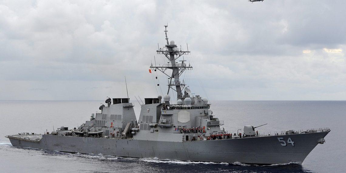 Κίνα: «Διώξαμε» το αντιτορπιλικό USS Benfold από τα νησιά Παρασέλ!