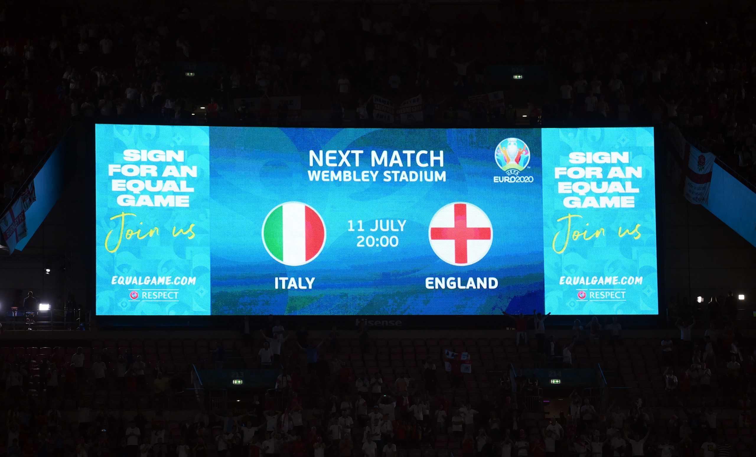 Euro 2020, Ιταλία – Αγγλία: Τελικός στο Wembley για τη μεγάλη ευρωπαϊκή κούπα