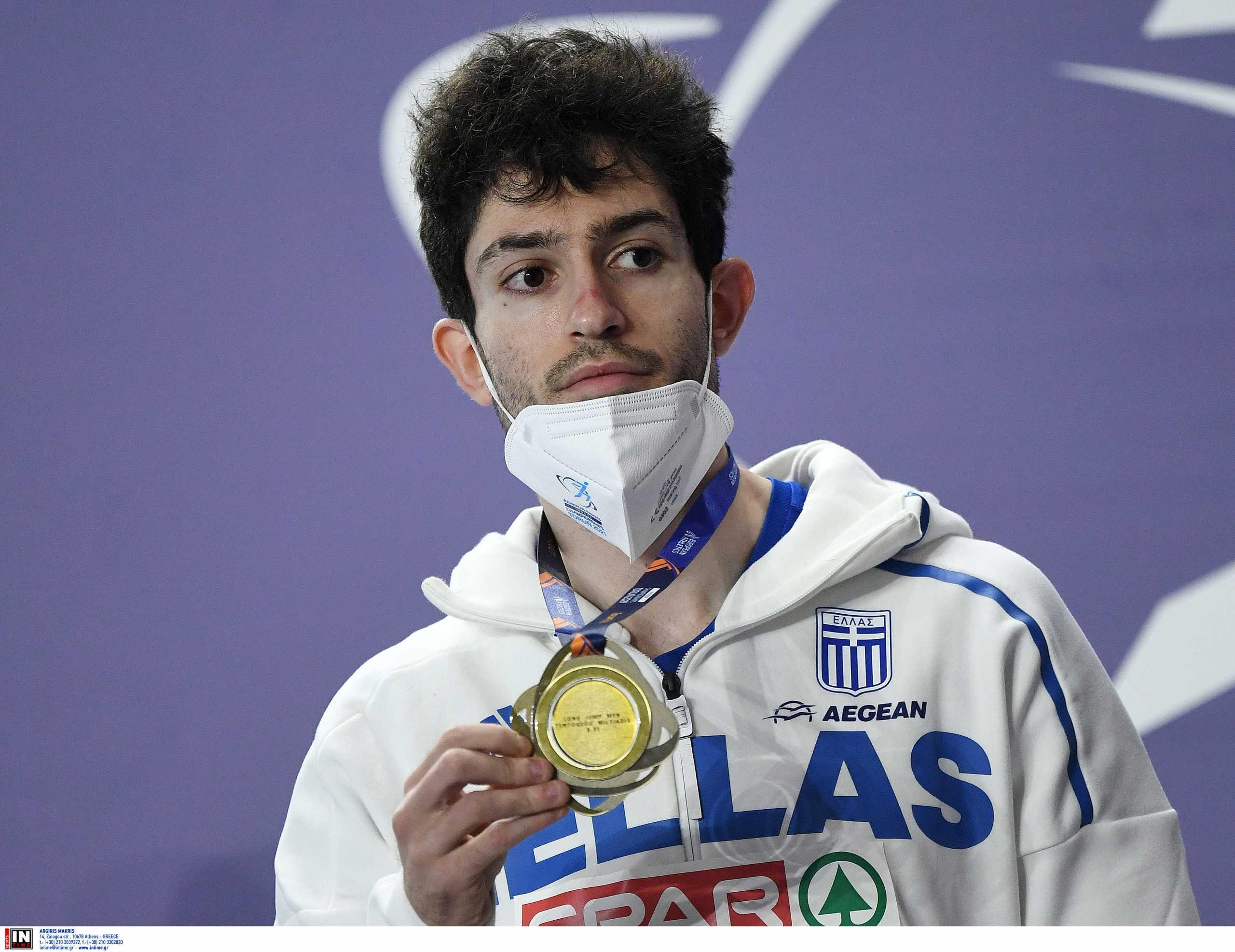 Μίλτος Τεντόγλου: Τα Γρεβενά «γκρέμισαν τα τείχη» για τον «χρυσό» Ολυμπιονίκη