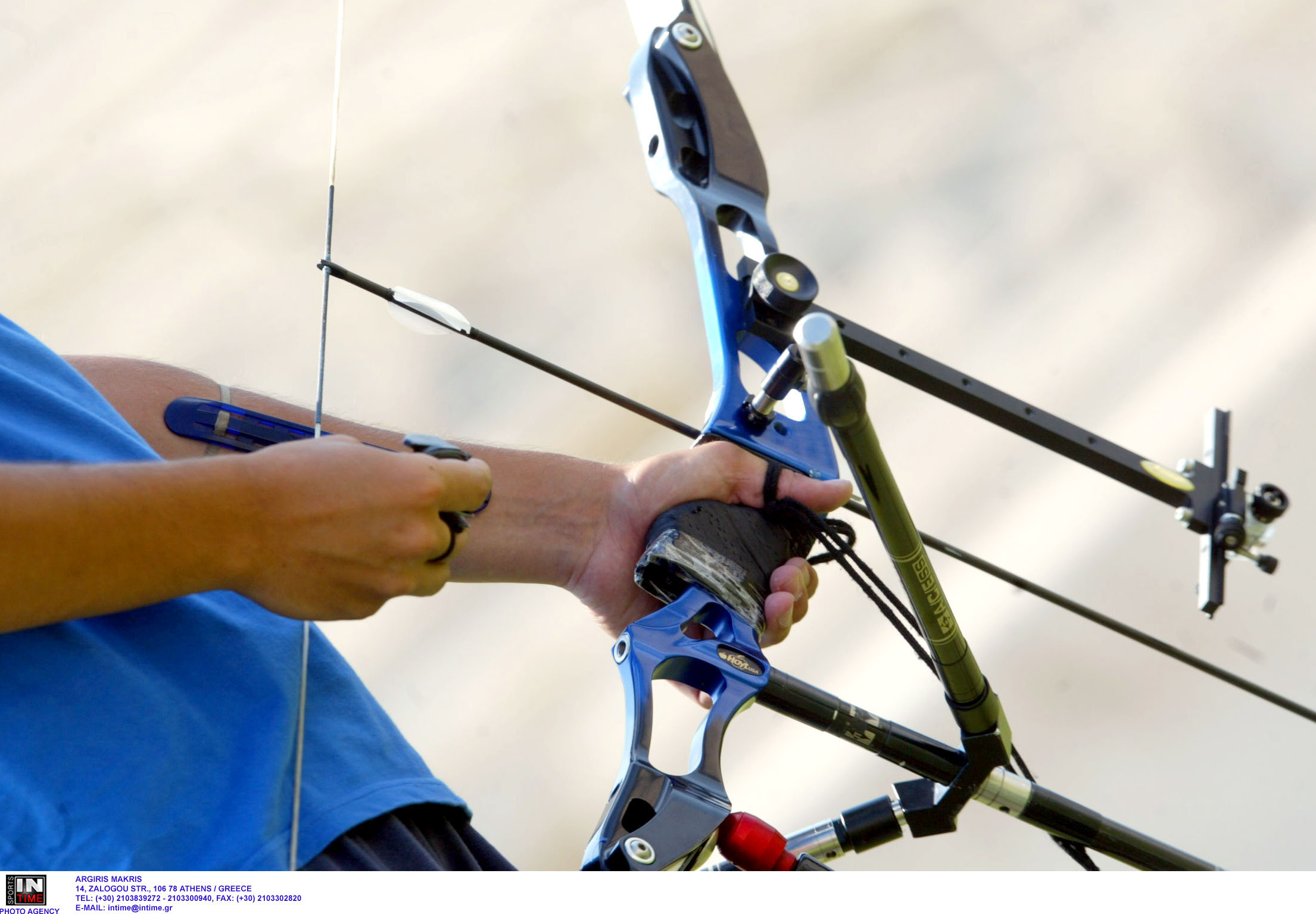 Πρόκριση της Ποιμενίδου στους Παραολυμπιακούς Αγώνες στην τοξοβολία