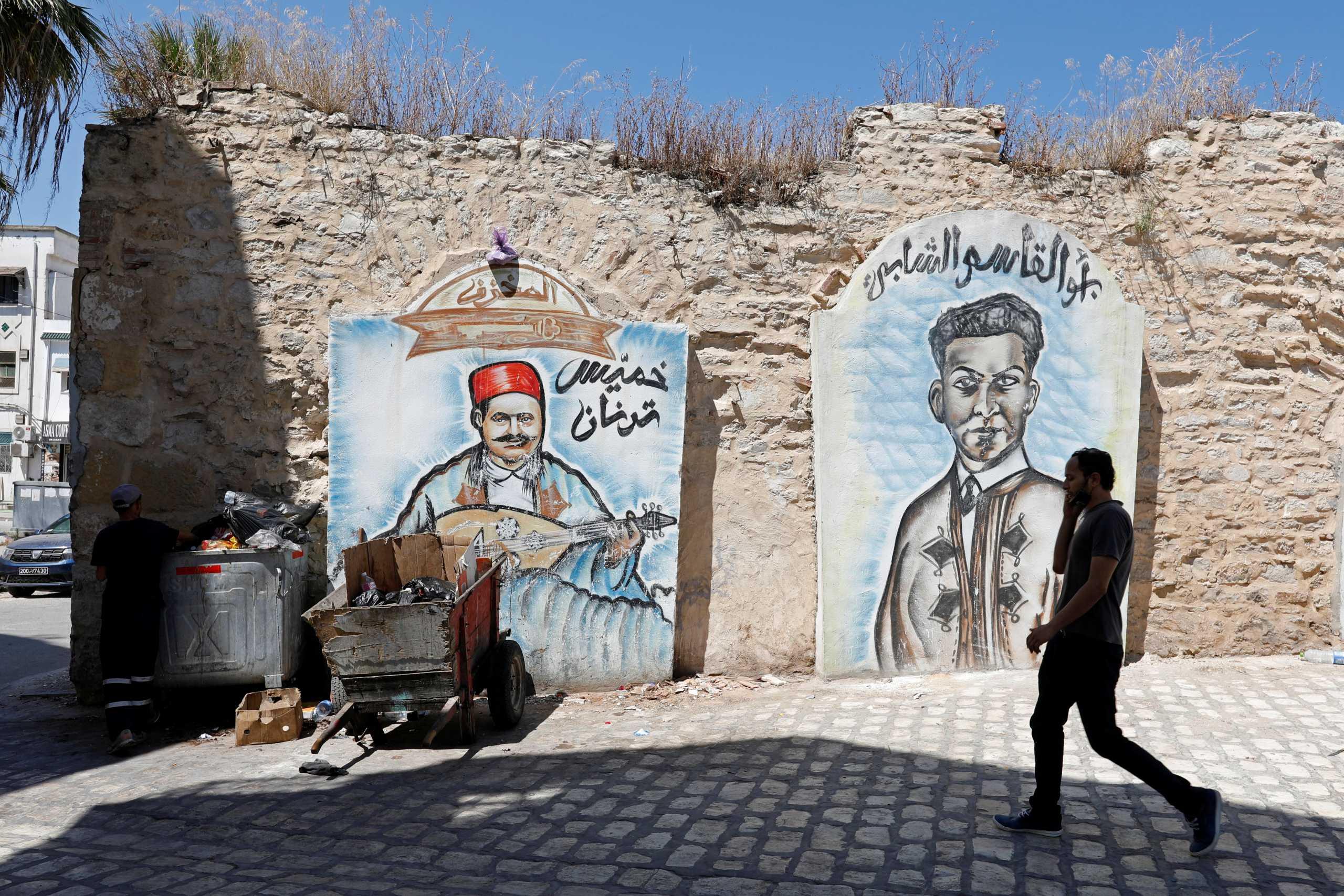 Τυνησία: Ρεκόρ 189 θανάτων από κορονοϊό σε 24 ώρες – Πάνω από 481.000 τα κρούσματα συνολικά