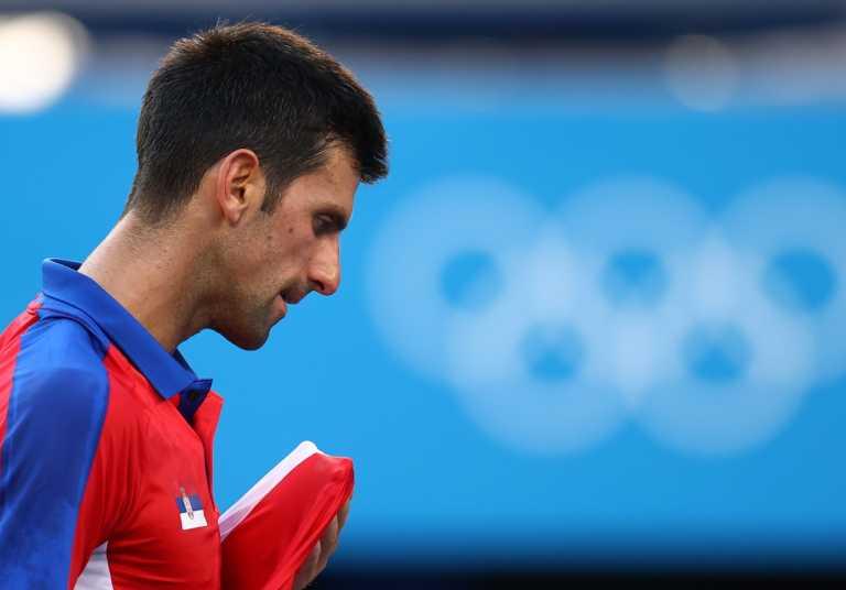 Ολυμπιακοί Αγώνες: Εκτός βάθρου ο Νόβακ Τζόκοβιτς, «χάλκινος» ο Καρένιο-Μπούστα