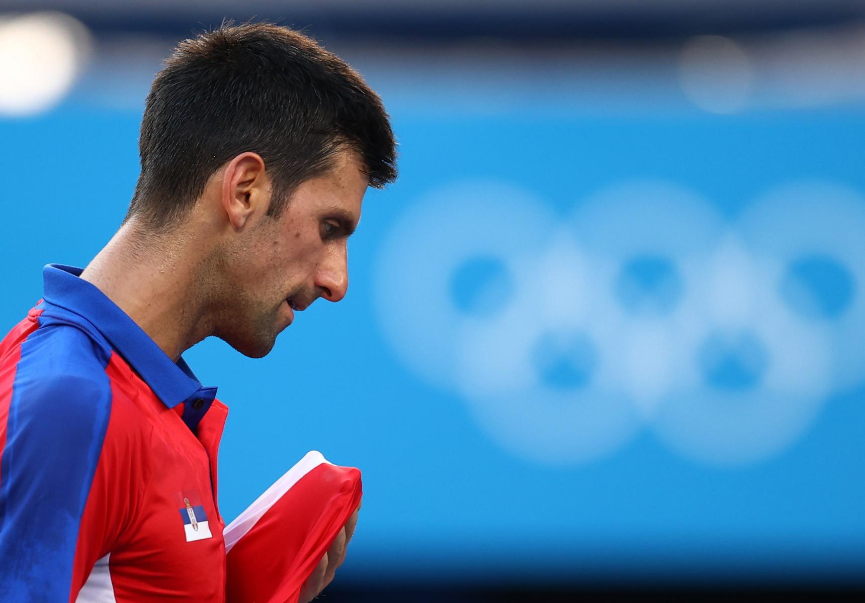 Ολυμπιακοί Αγώνες: «Χάλκινος» ο Καρένιο-Μπούστα, νίκησε τον Νόβακ Τζόκοβιτς στον «μικρό» τελικό του τένις