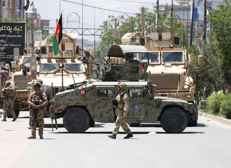 Αφγανιστάν: Στην αντεπίθεση ο στρατός - Νεκροί πάνω από 100 Ταλιμπάν