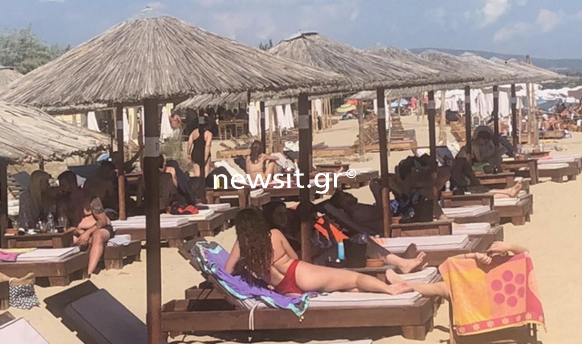 Καιρός – καύσωνας: Άδειασε η Θεσσαλονίκη, γέμισαν οι παραλίες