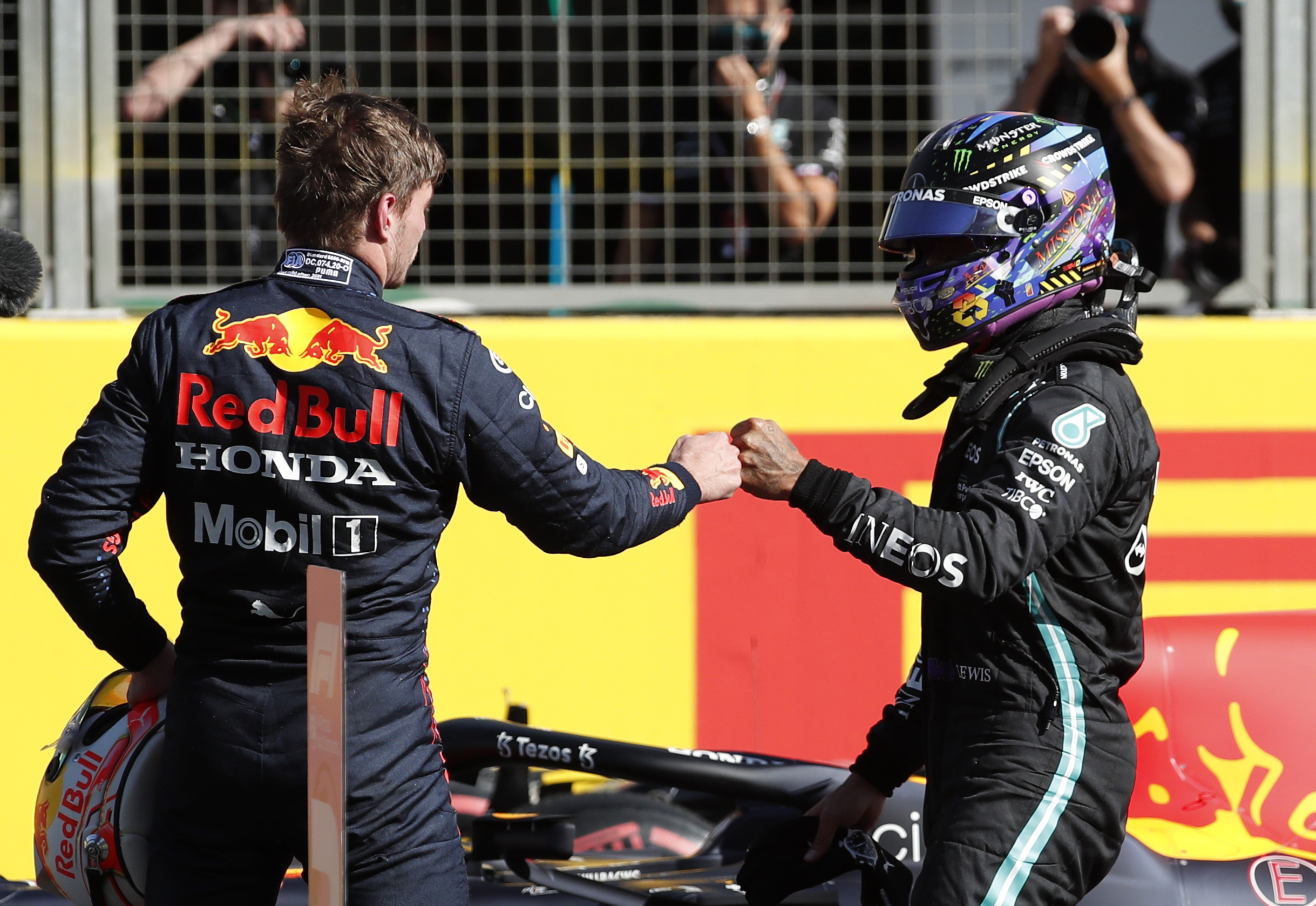 Formula 1: Poleman ο Φερστάπεν στο Σίλβερστοουν μετά από αγώνα σπριντ