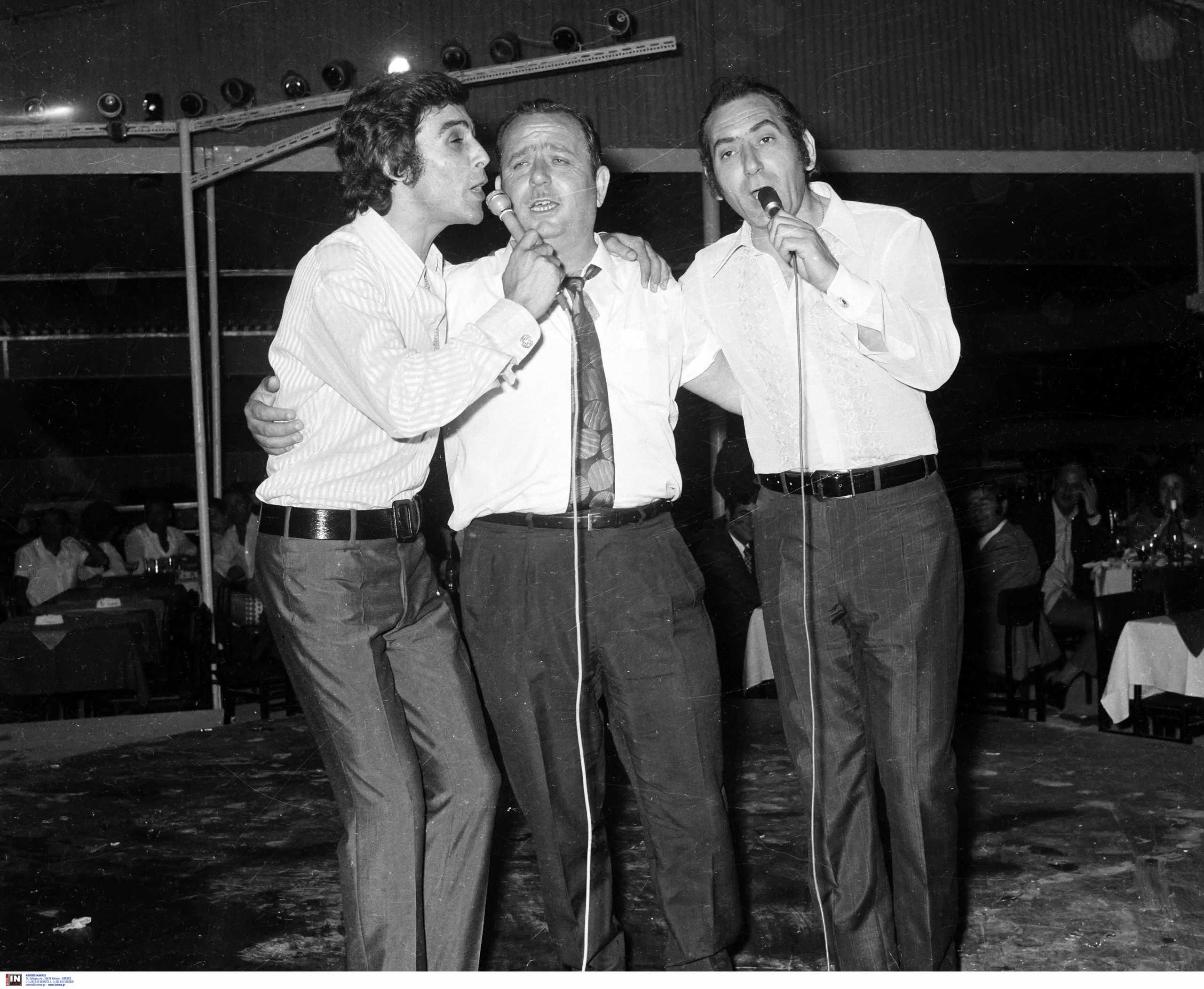 Τόλης Βοσκόπουλος: Το αντίο της ΑΕΚ στον «πρίγκιπα» και η φιέστα του 1971 στο κέντρο που τραγουδούσε