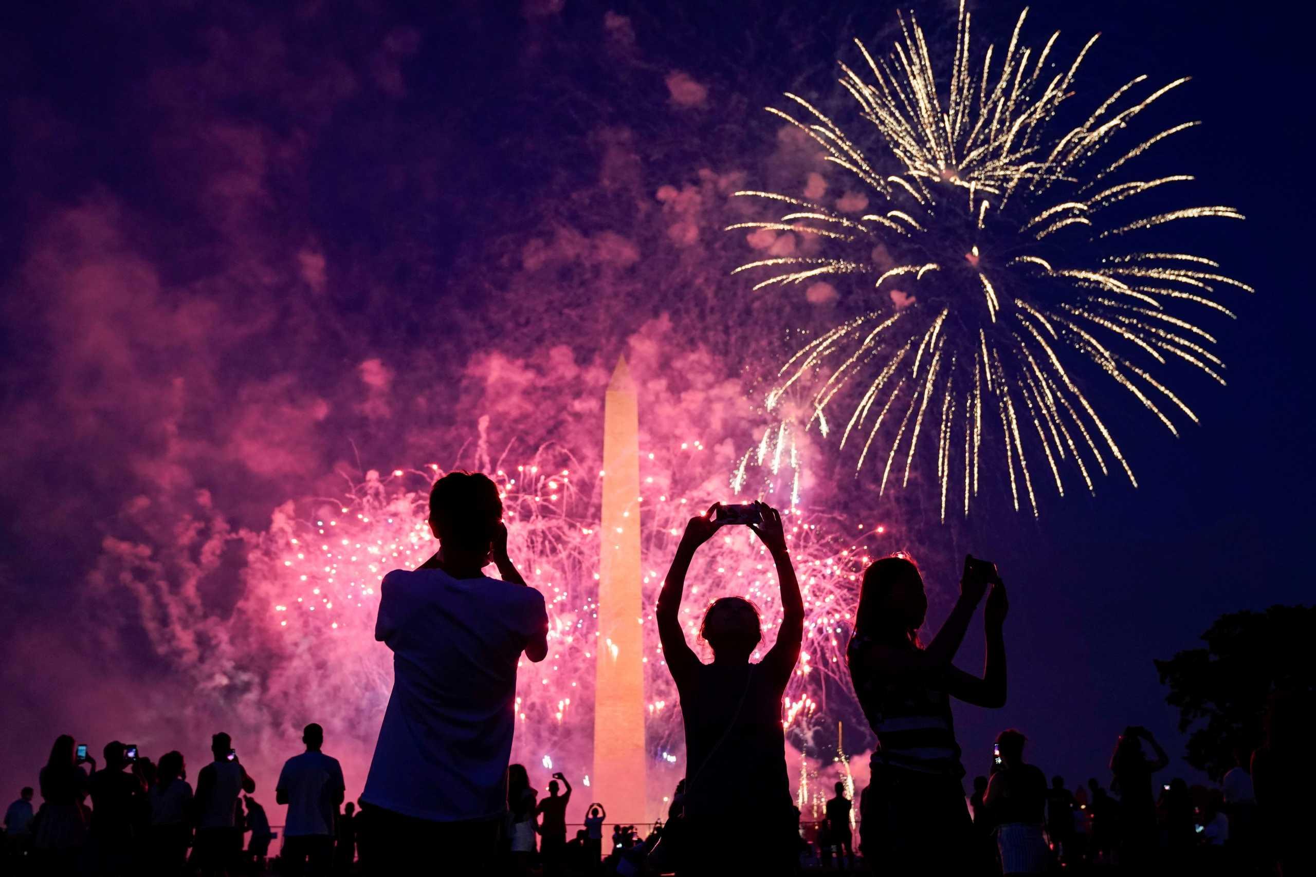 Λευκός Οίκος: Ο Τζο Μπάιντεν θα τιμήσει την 4η Ιουλίου με μπέργκερ και πυροτεχνήματα