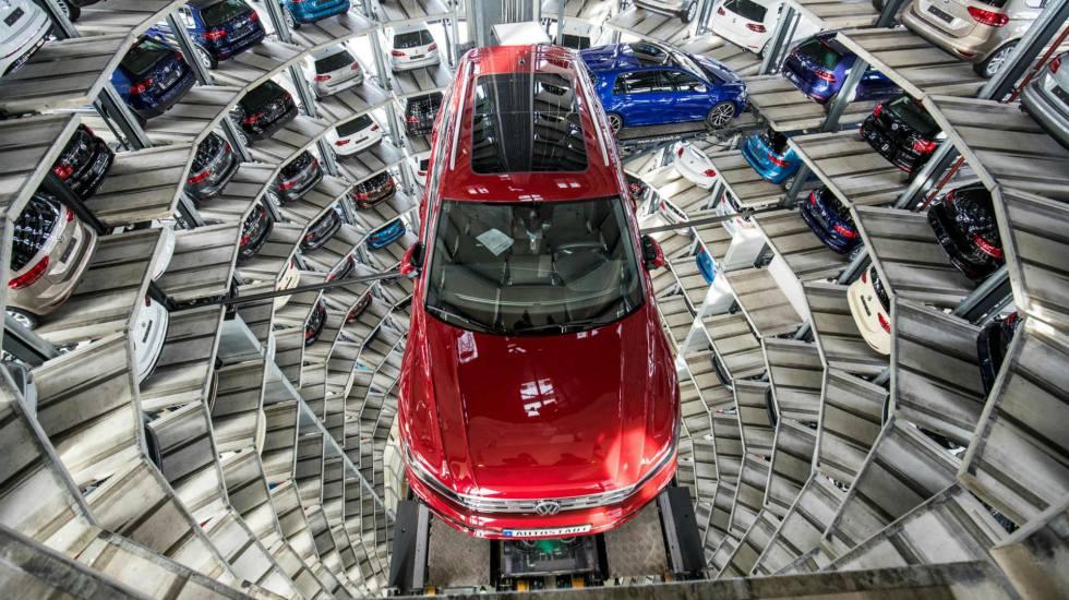 ΕΕ: Πρόστιμο 875 εκατ. ευρώ σε BMW και VW Group για σύσταση καρτέλ